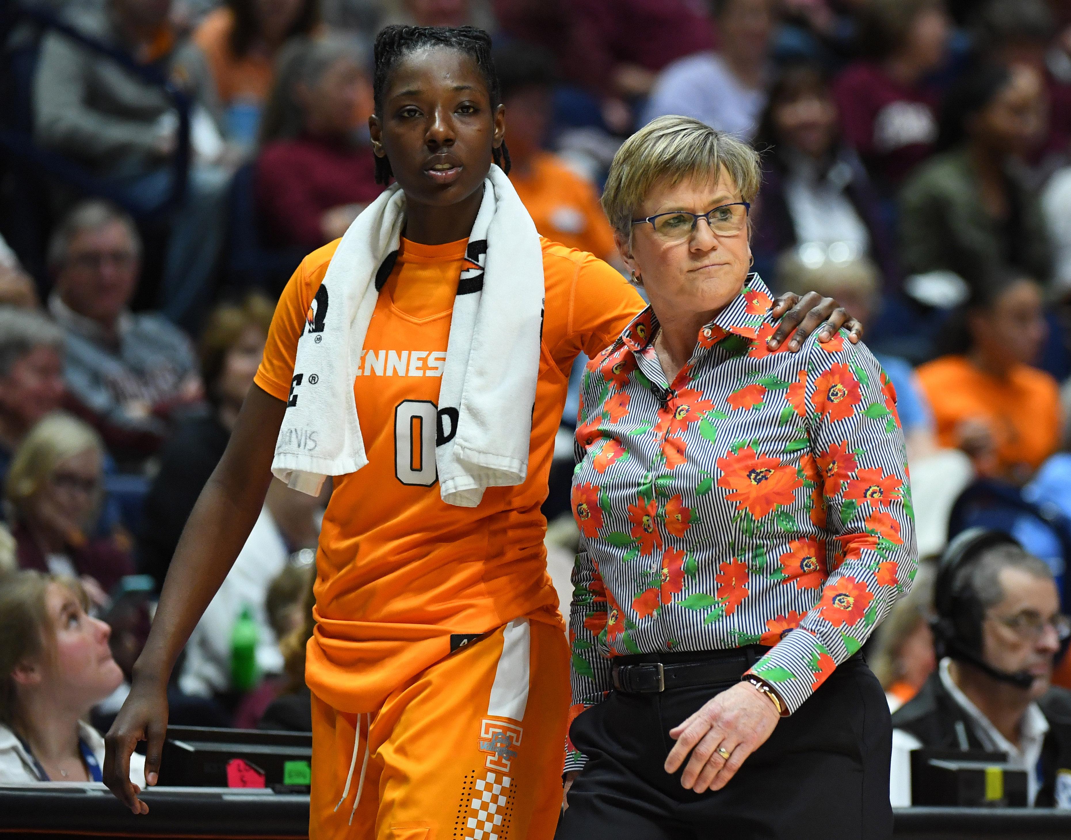 NCAA Womens Basketball: SEC Conference Tournament-Tennessee vs South Carolina