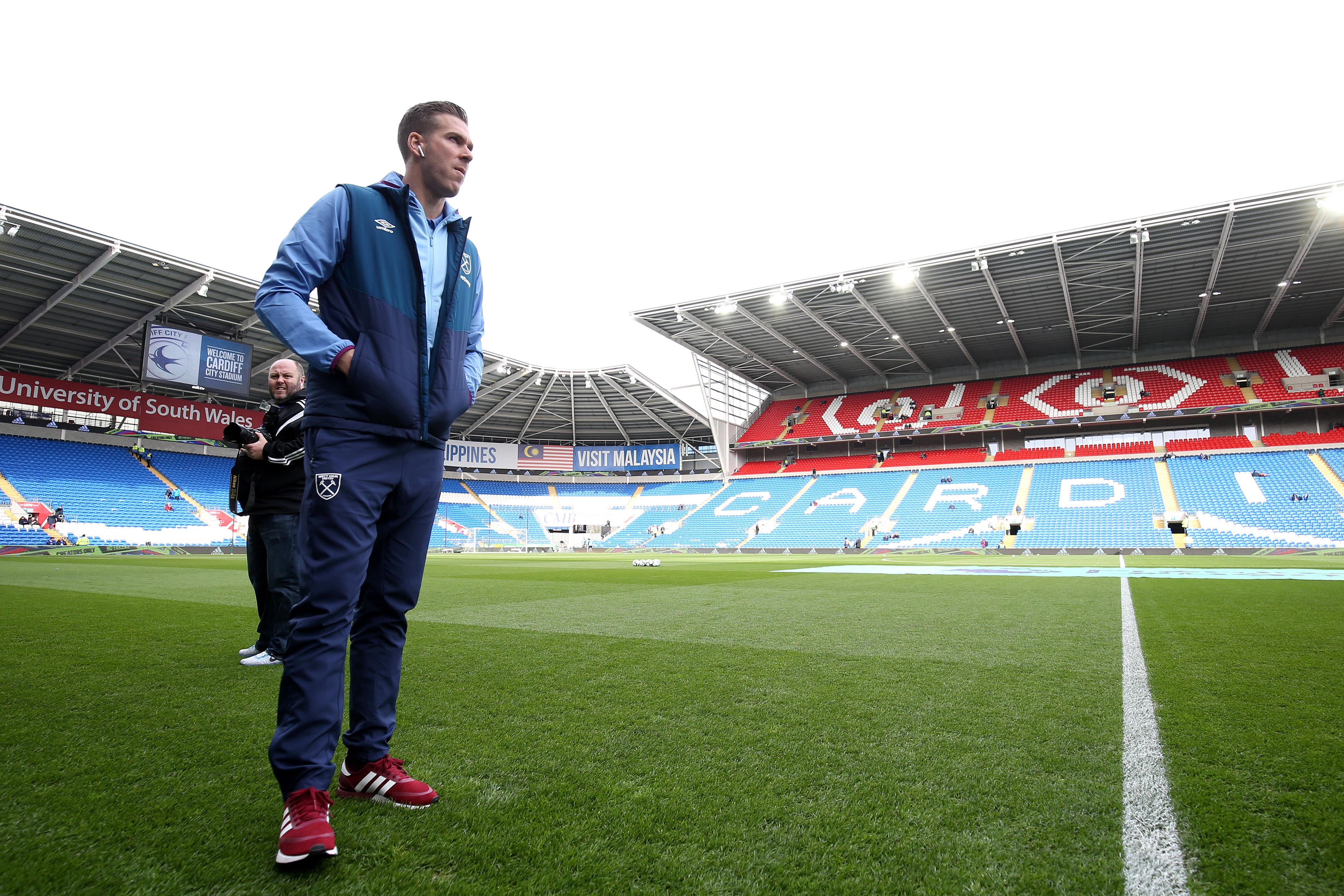 Cardiff City v West Ham United - Premier League