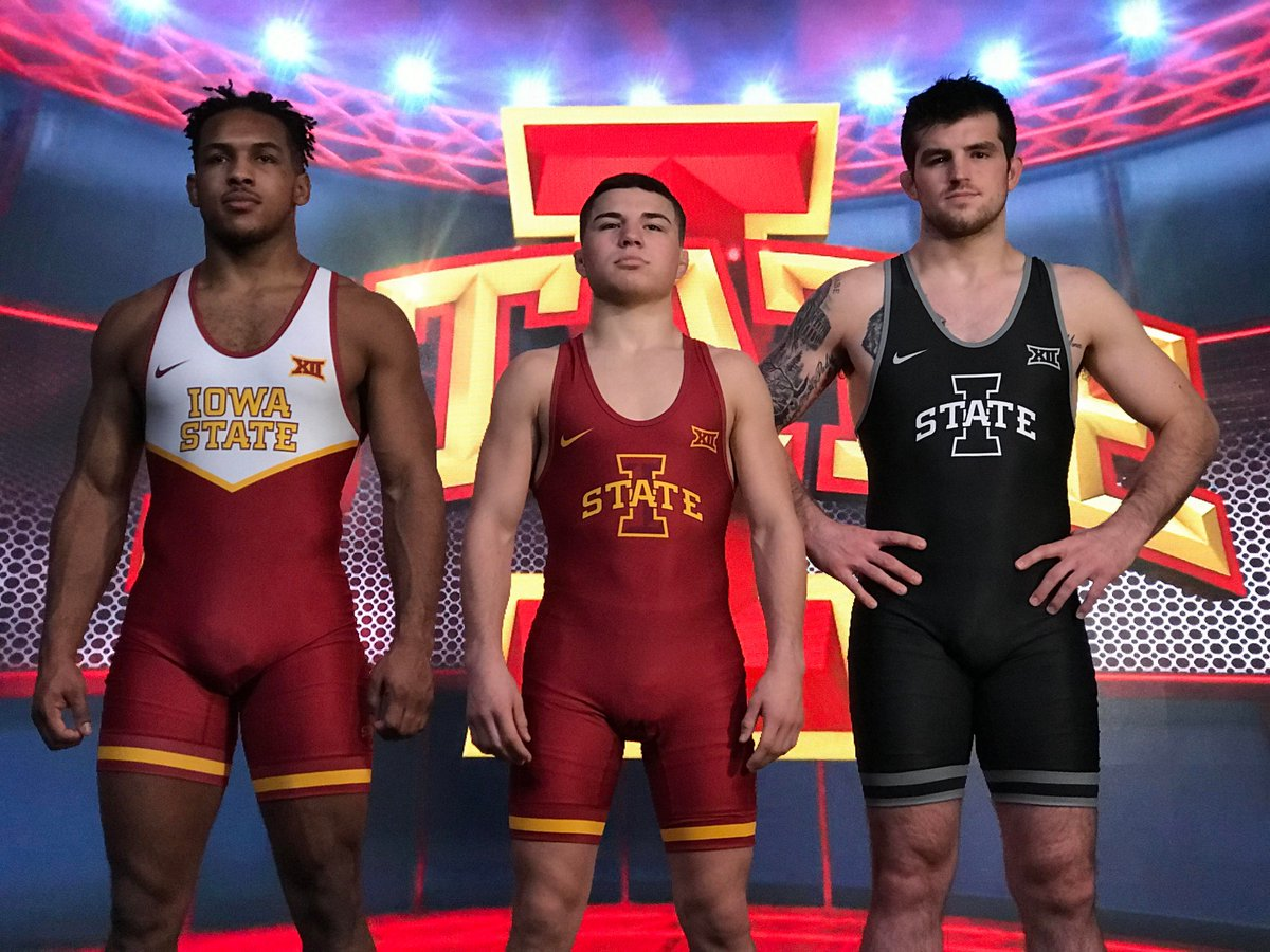 Iowa State Wrestling - Wide Right & Natty Lite