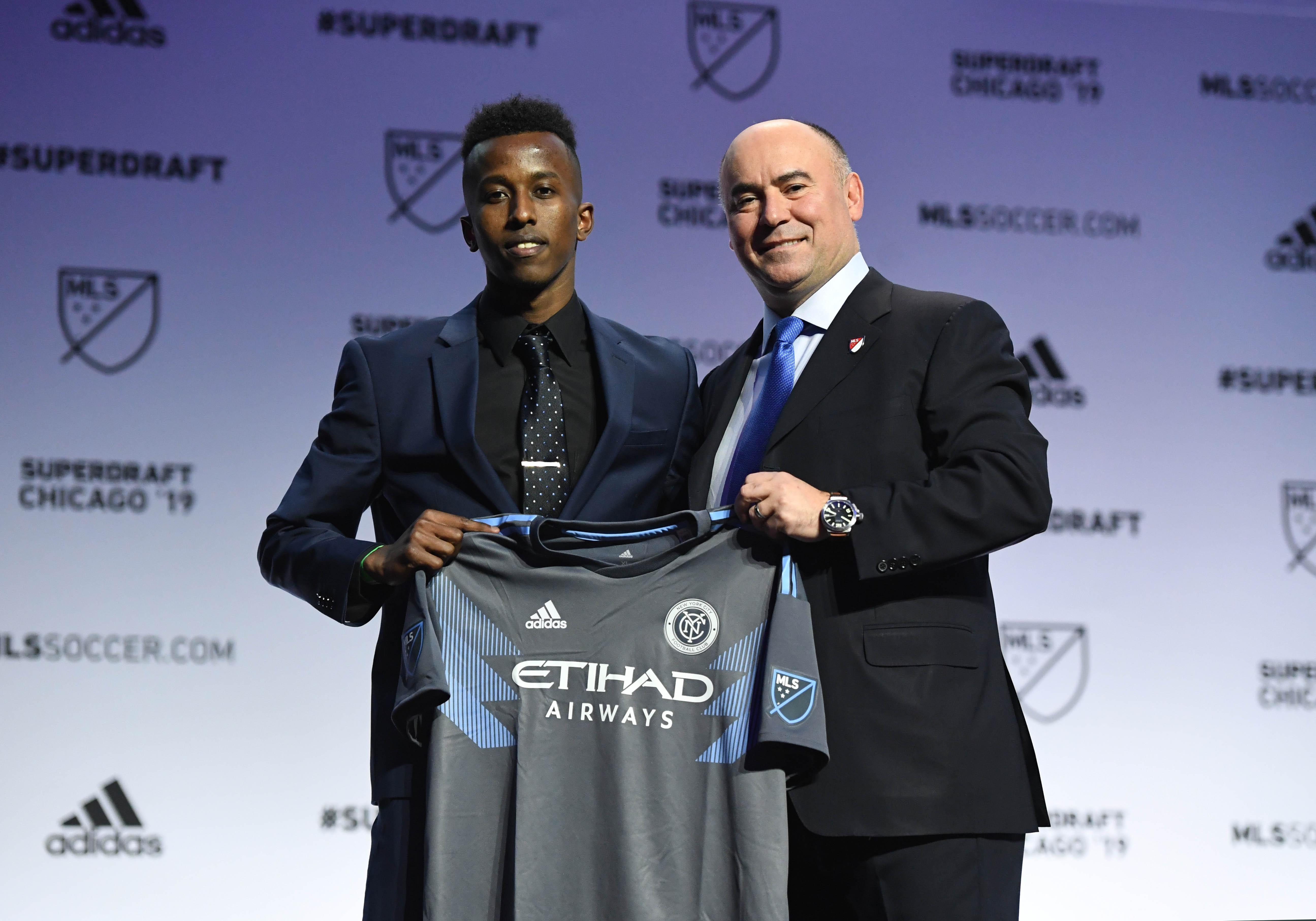 5878e0ba720 NYCFC sign defender Abdi Mohamed