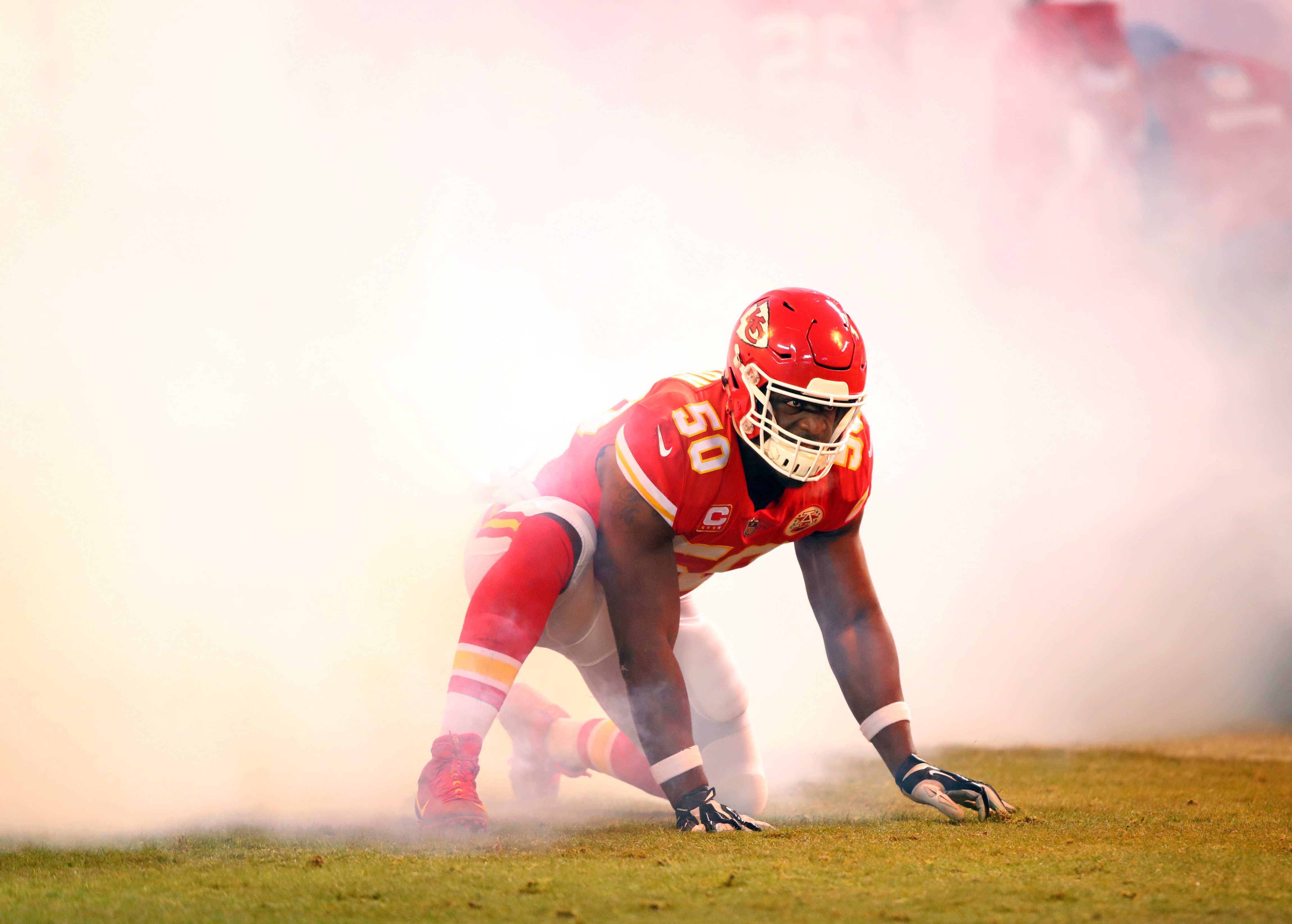 new arrival c76e1 65b70 NFL free agency: Chiefs release Justin Houston; Patriots ...