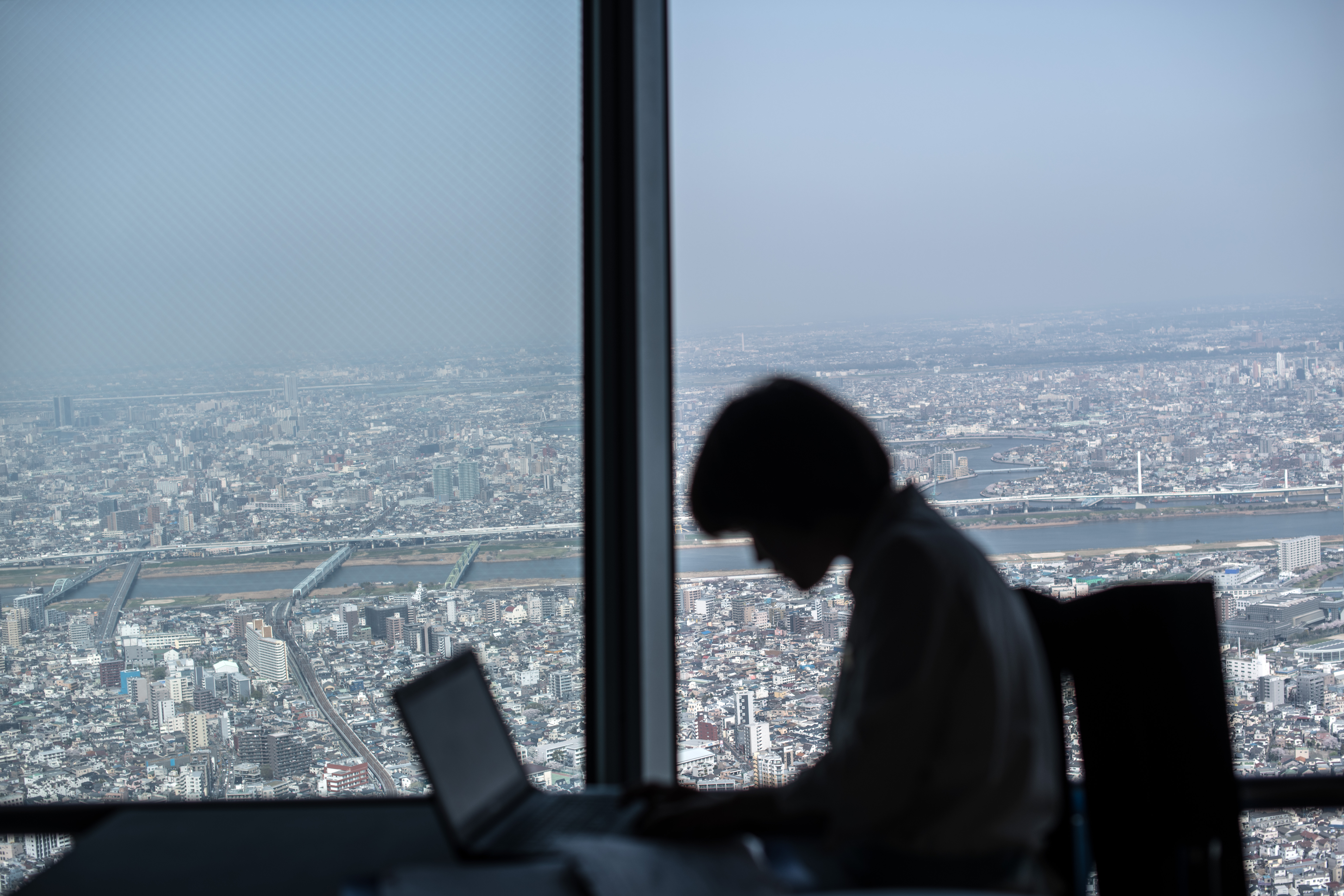 Views From The Skytree