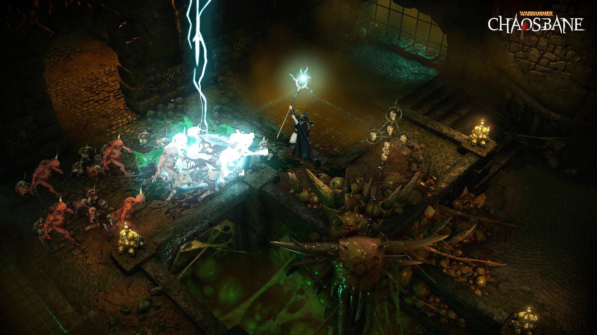 Warhammer: Chaosbane impressions: A slash-and-grab good time
