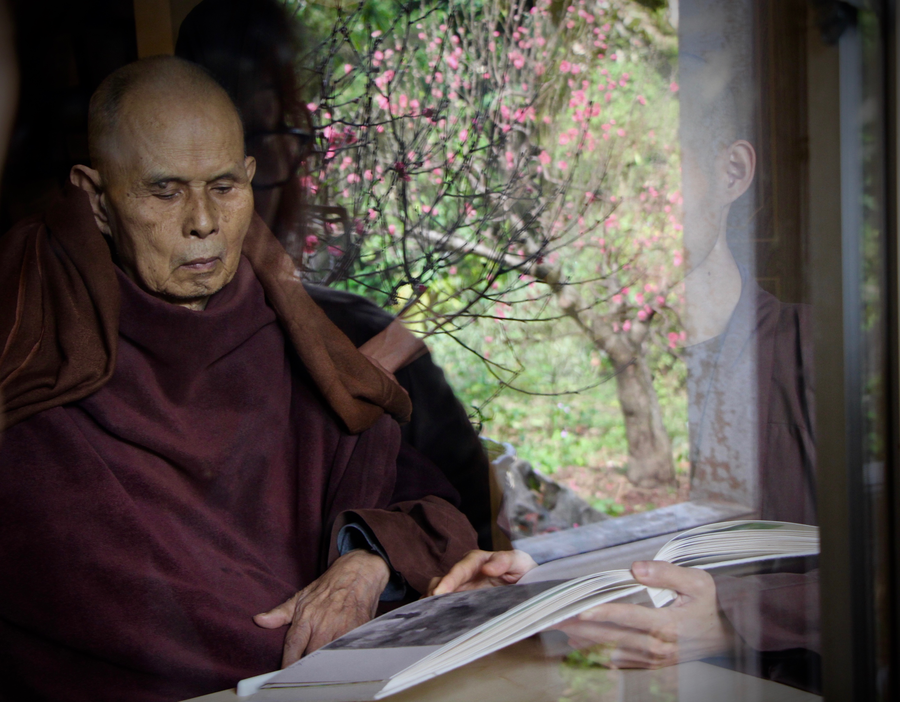 Thich Nhat Hanh's final mindfulness lesson: how to die peacefully