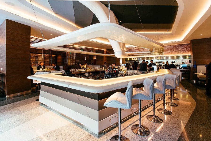 Departure Restaurant + Lounge