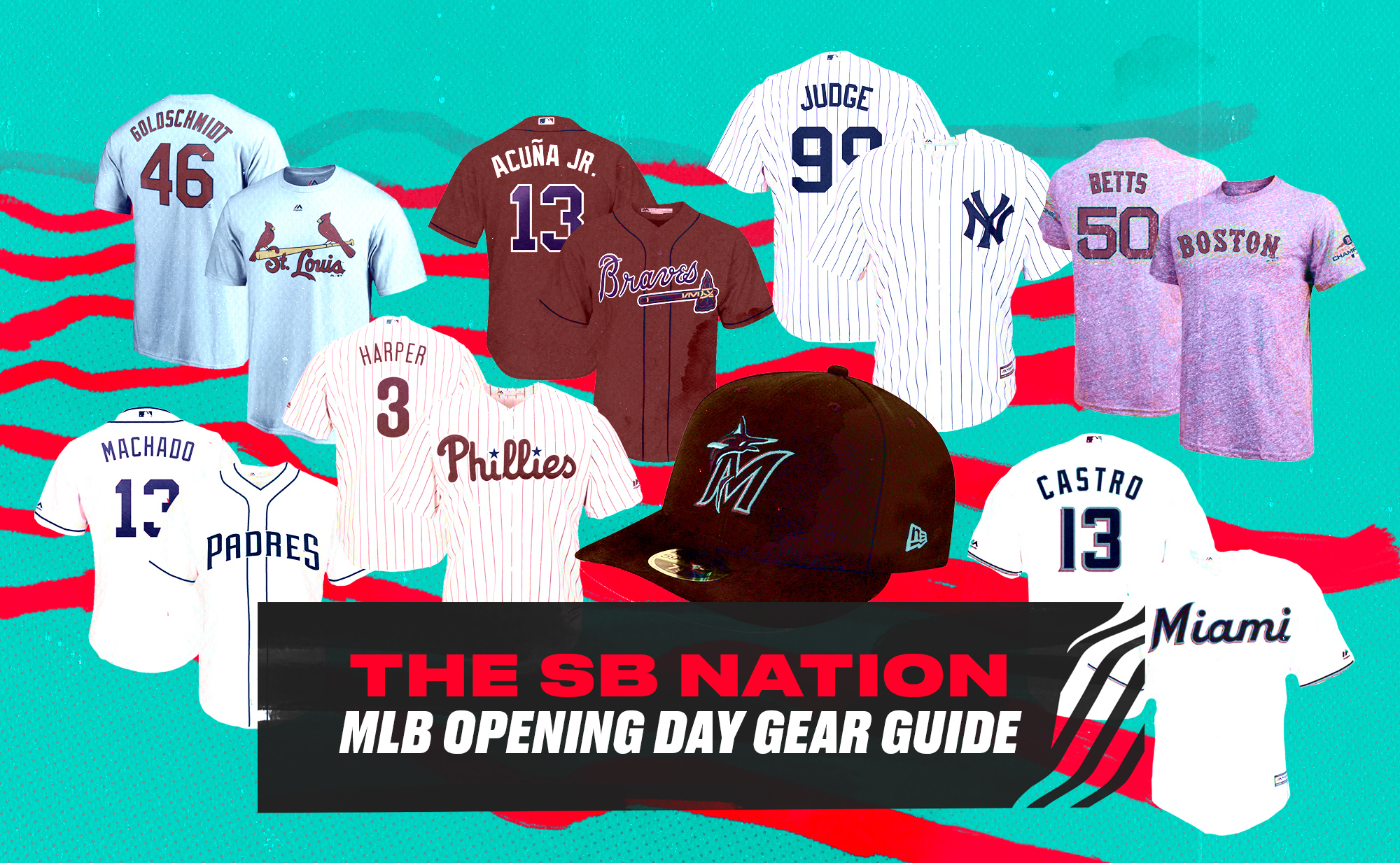 cb95ec2769a MLB Opening Day 2019  The apparel guide with everything you need ...