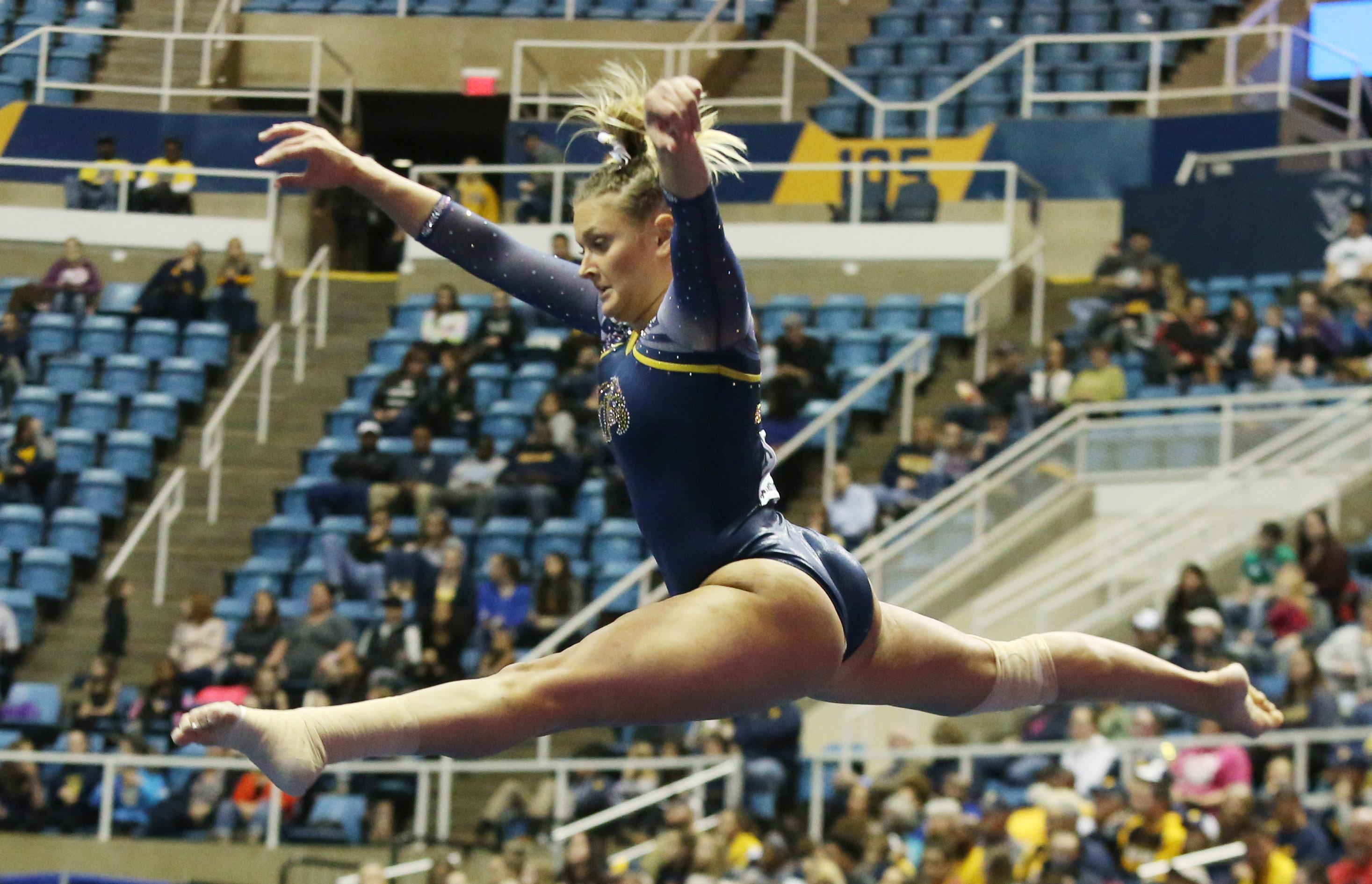 FloSports: FloGymnastics West Virginia NCAA Regional Championship