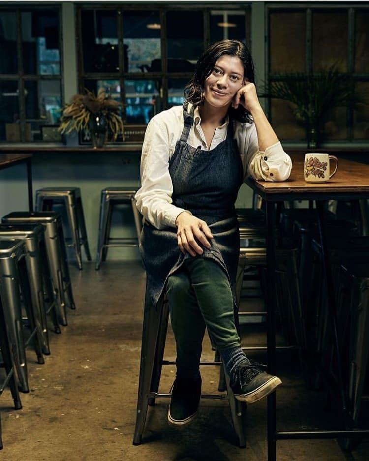 Chef Maricela Vega