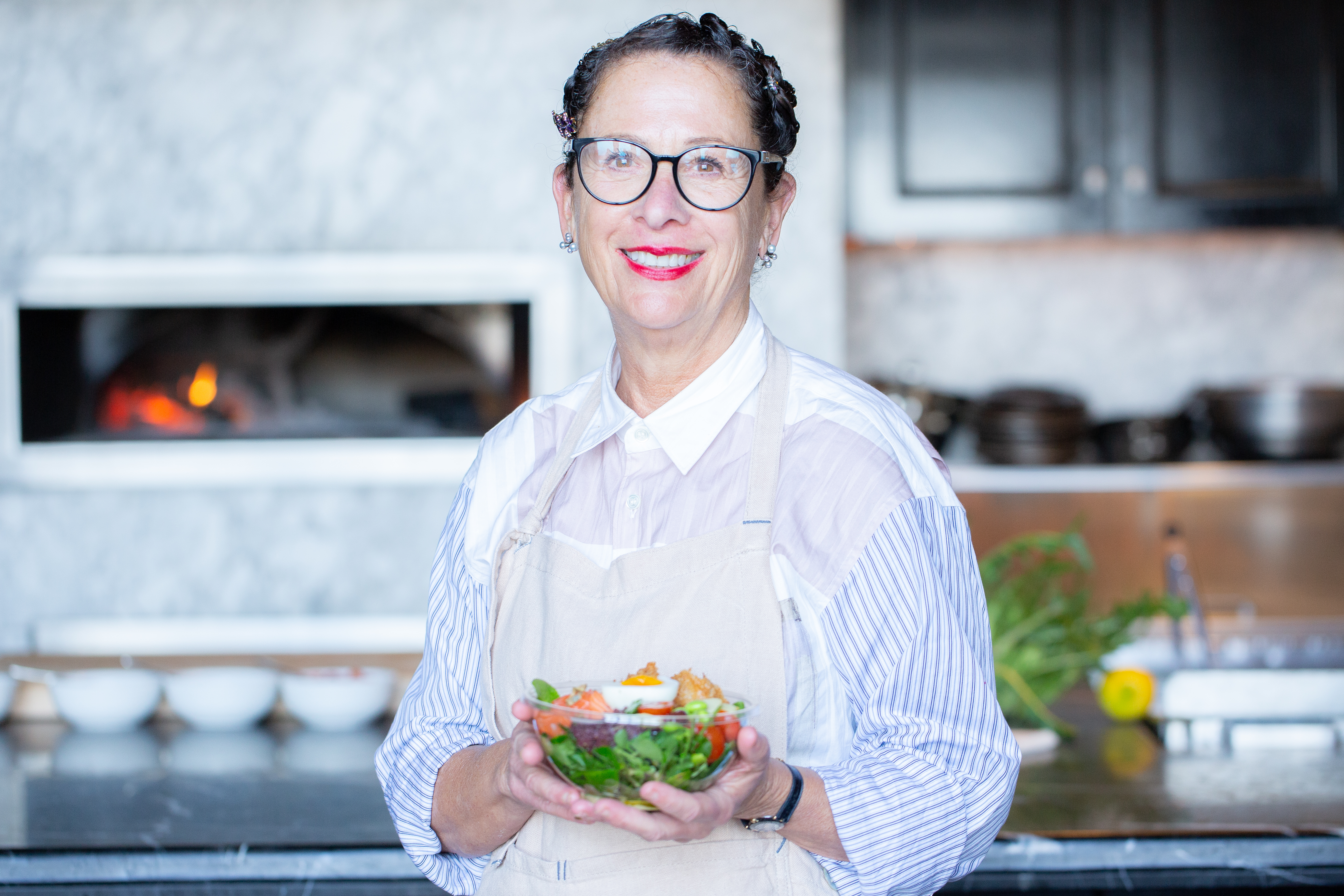 Chef Nancy Silverton from LA is coming to London to launch a poke collaboration with Island Poke in Shoreditch, east London