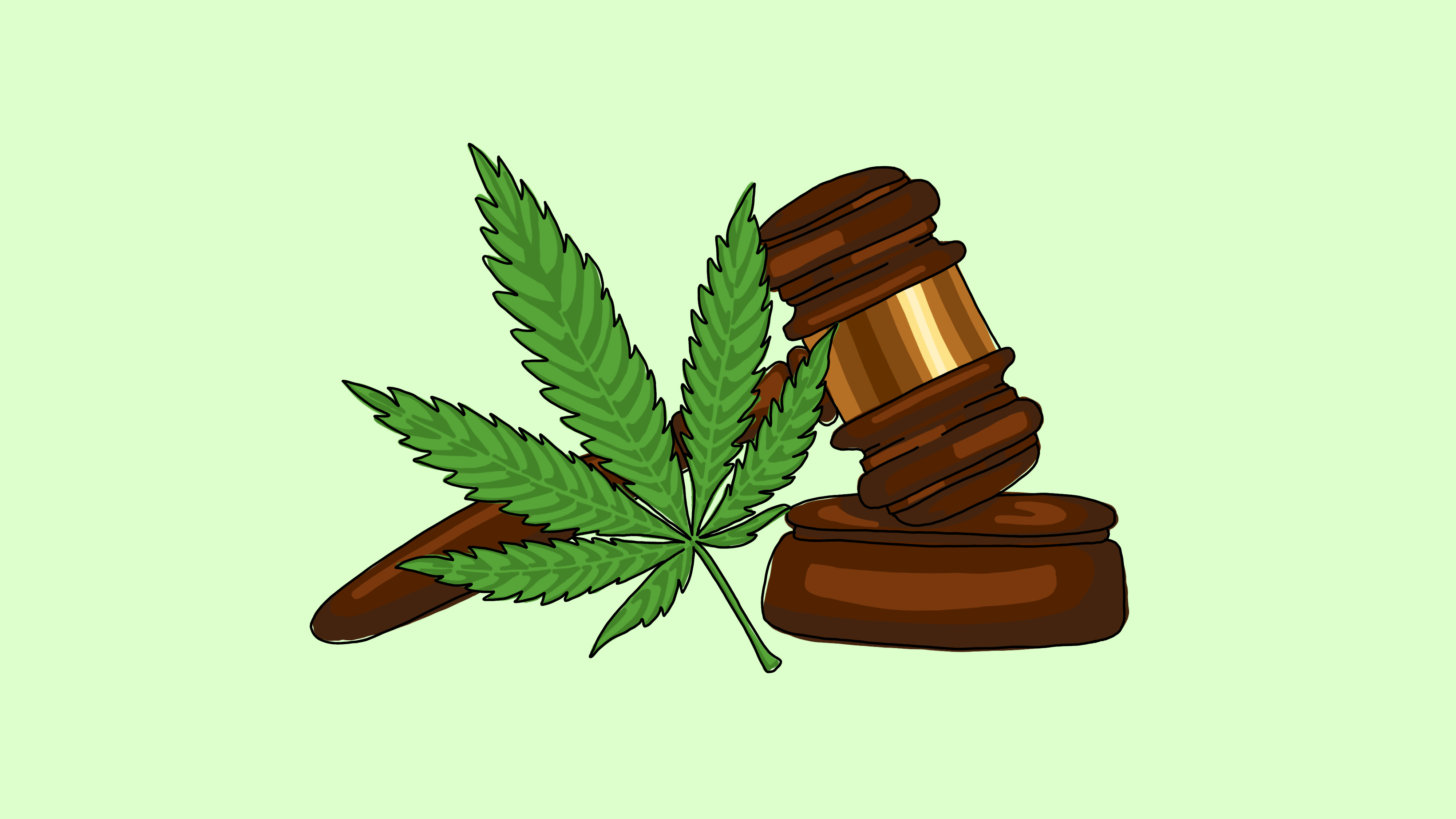 I hired a lawyer to eliminate a marijuana possession charge