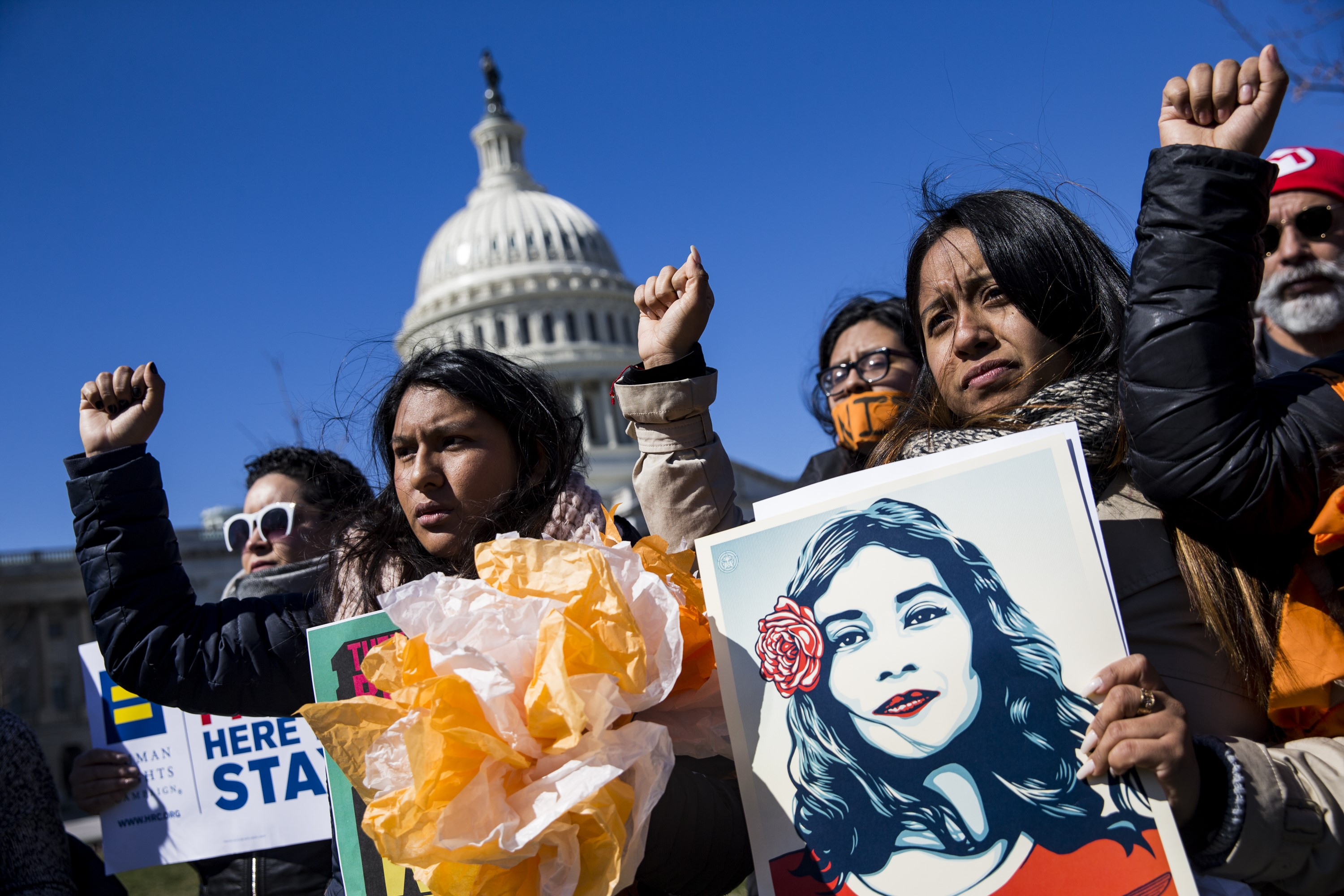 Dream and Promise Act: House Democrats introduce bill for DREAMers and TPS holders