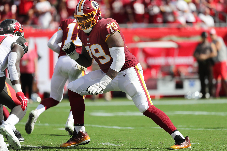 NFL: Washington Redskins at Tampa Bay Buccaneers
