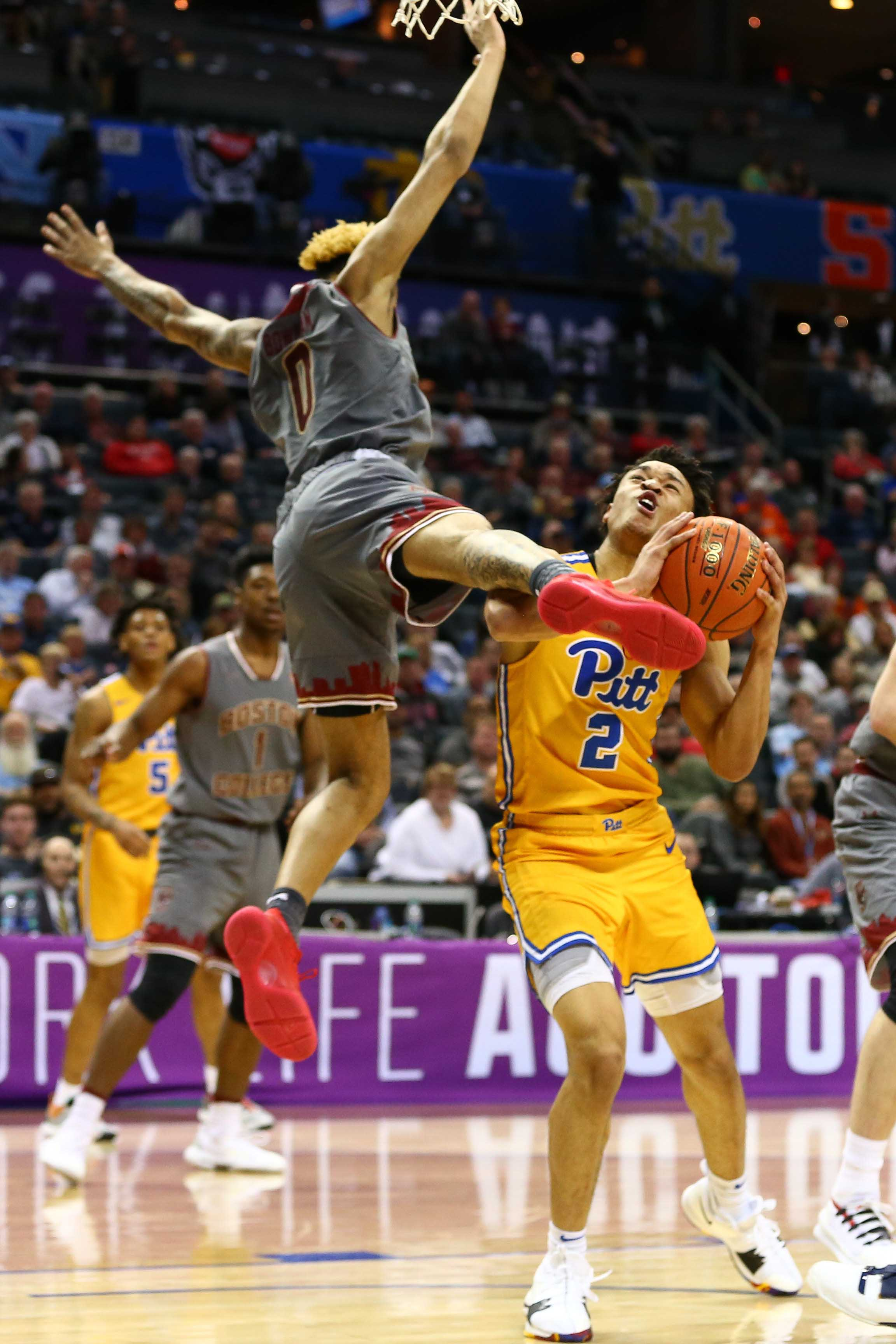 NCAA Basketball: ACC Conference Tournament-Boston College vs Pittsburgh