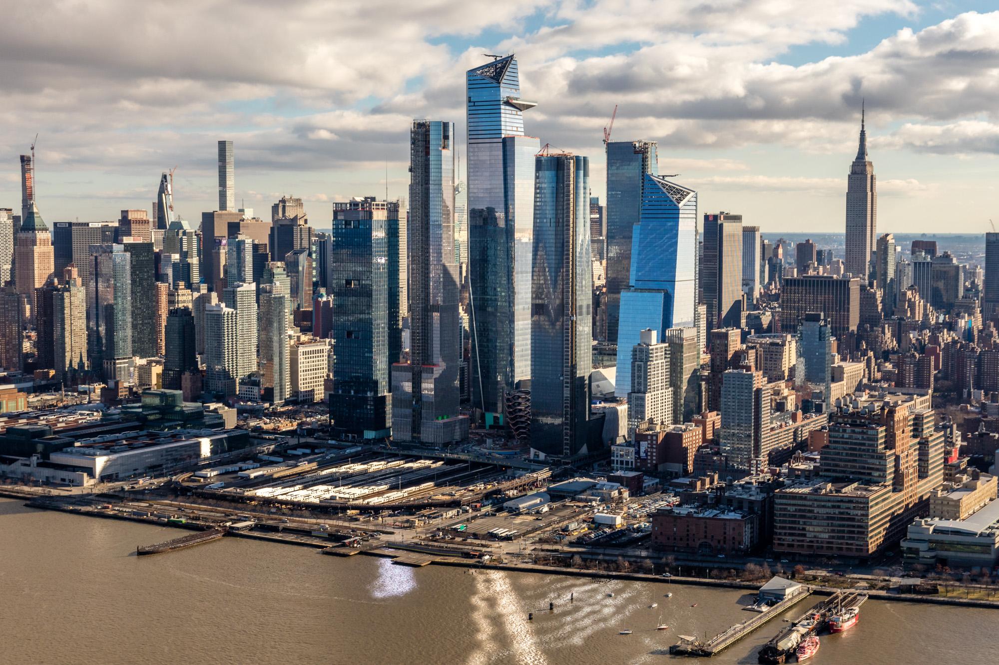 Hudson Yards New York - Curbed NY