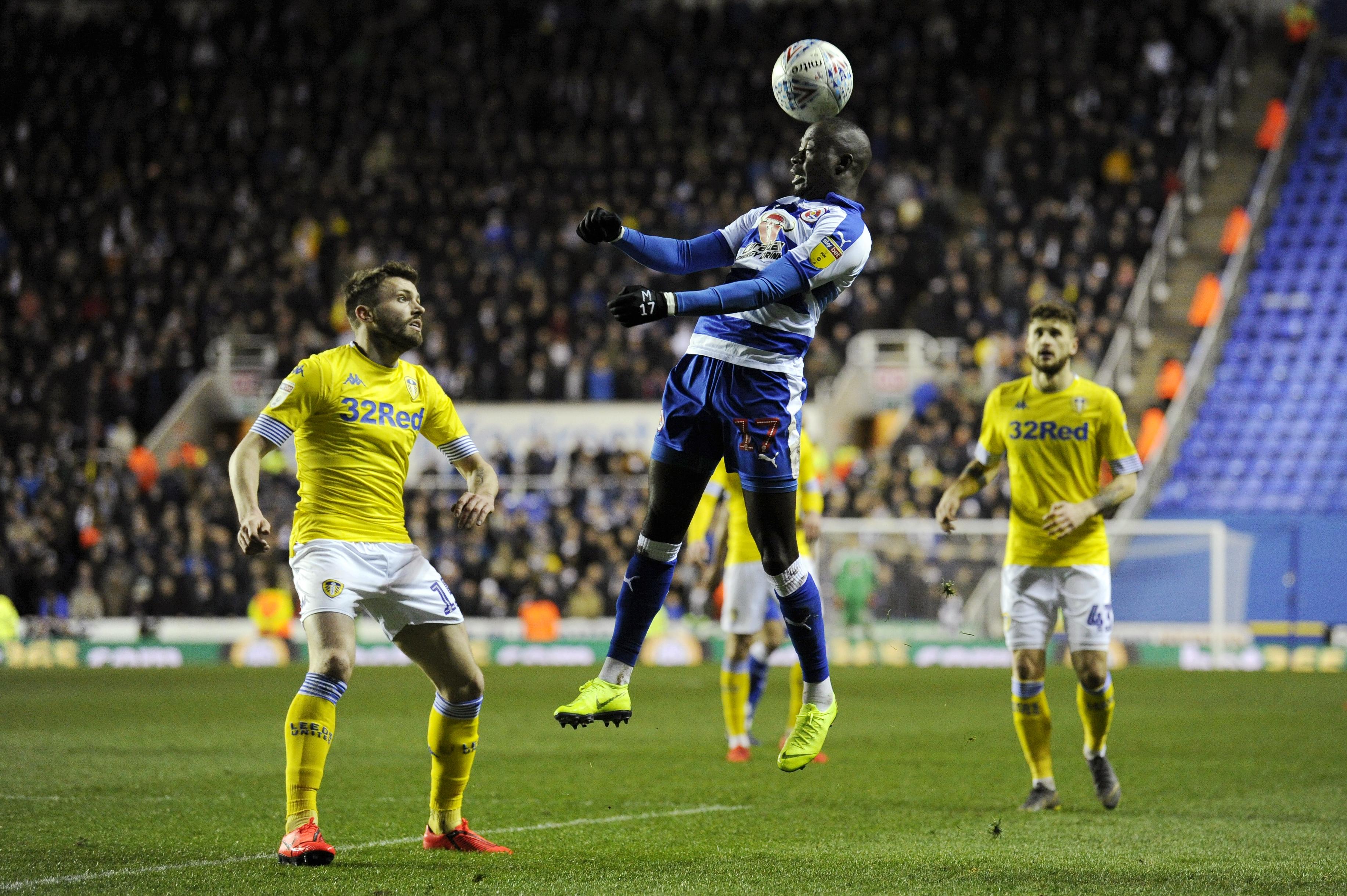 Reading v Leeds United - Sky Bet Championship