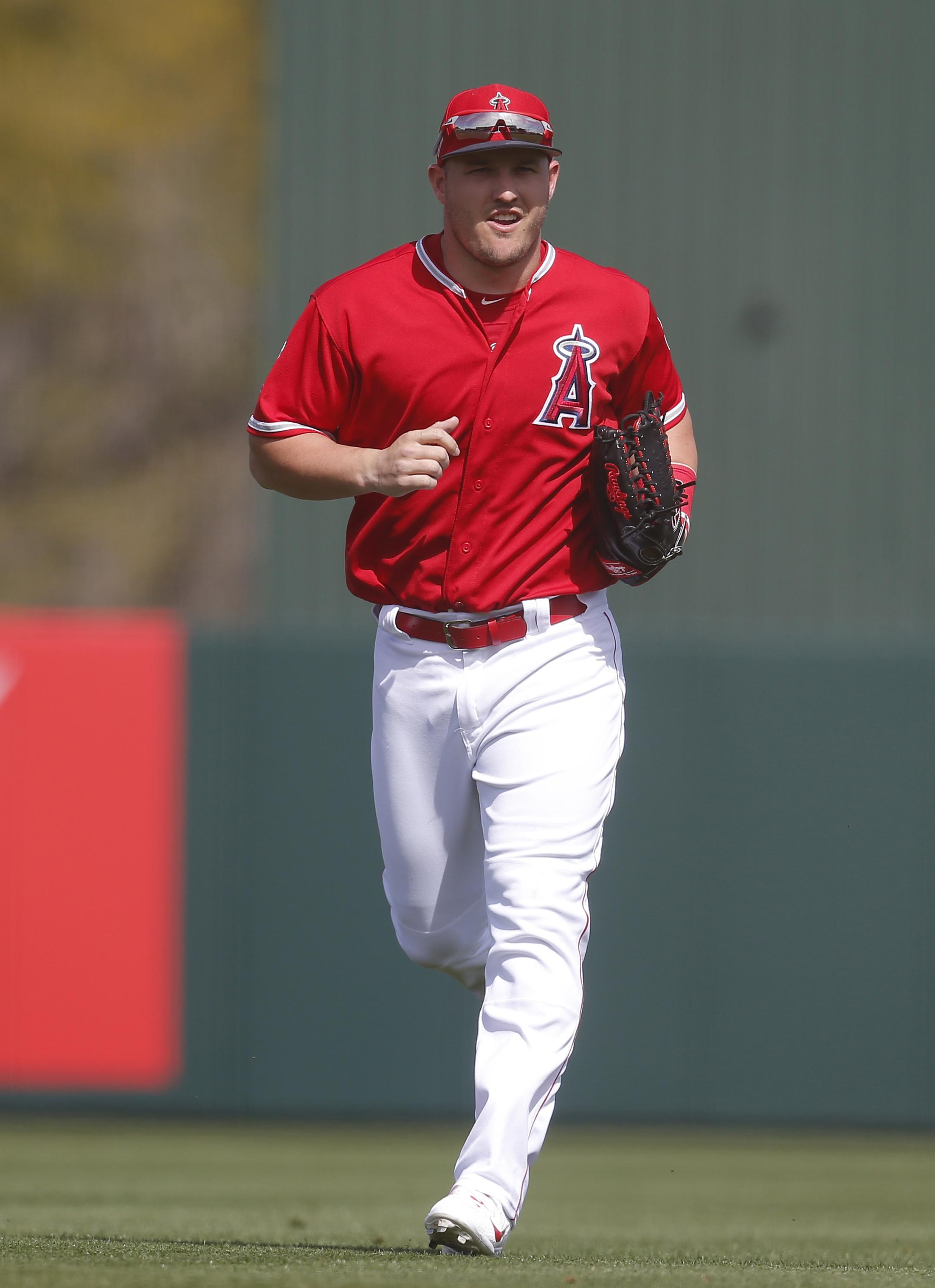 MLB: Spring Training-Kansas City Royals at Los Angeles Angels