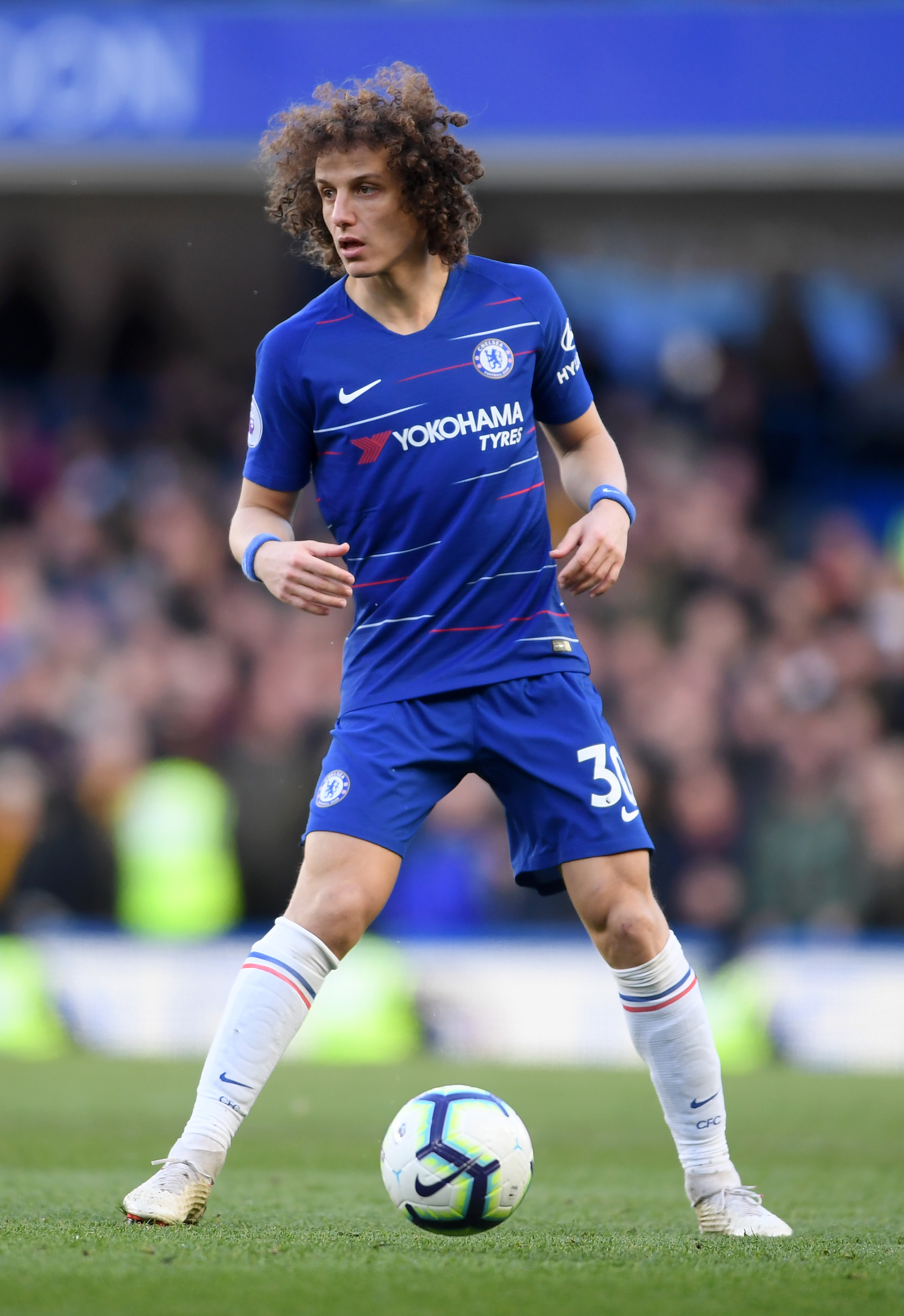 David Luiz believes he's close to signing new Chelsea contract