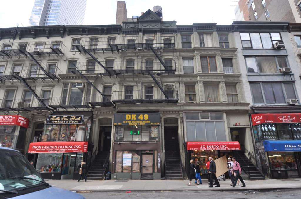 Tin Pan Alley, popular music's birthplace, could become NYC landmark
