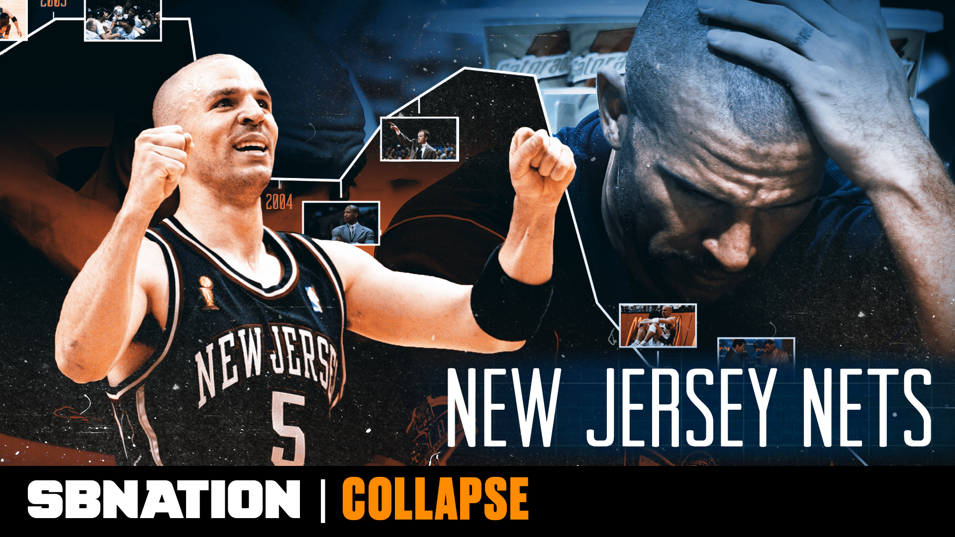 big sale 18540 fe97c How the New Jersey Nets wasted a prime championship ...