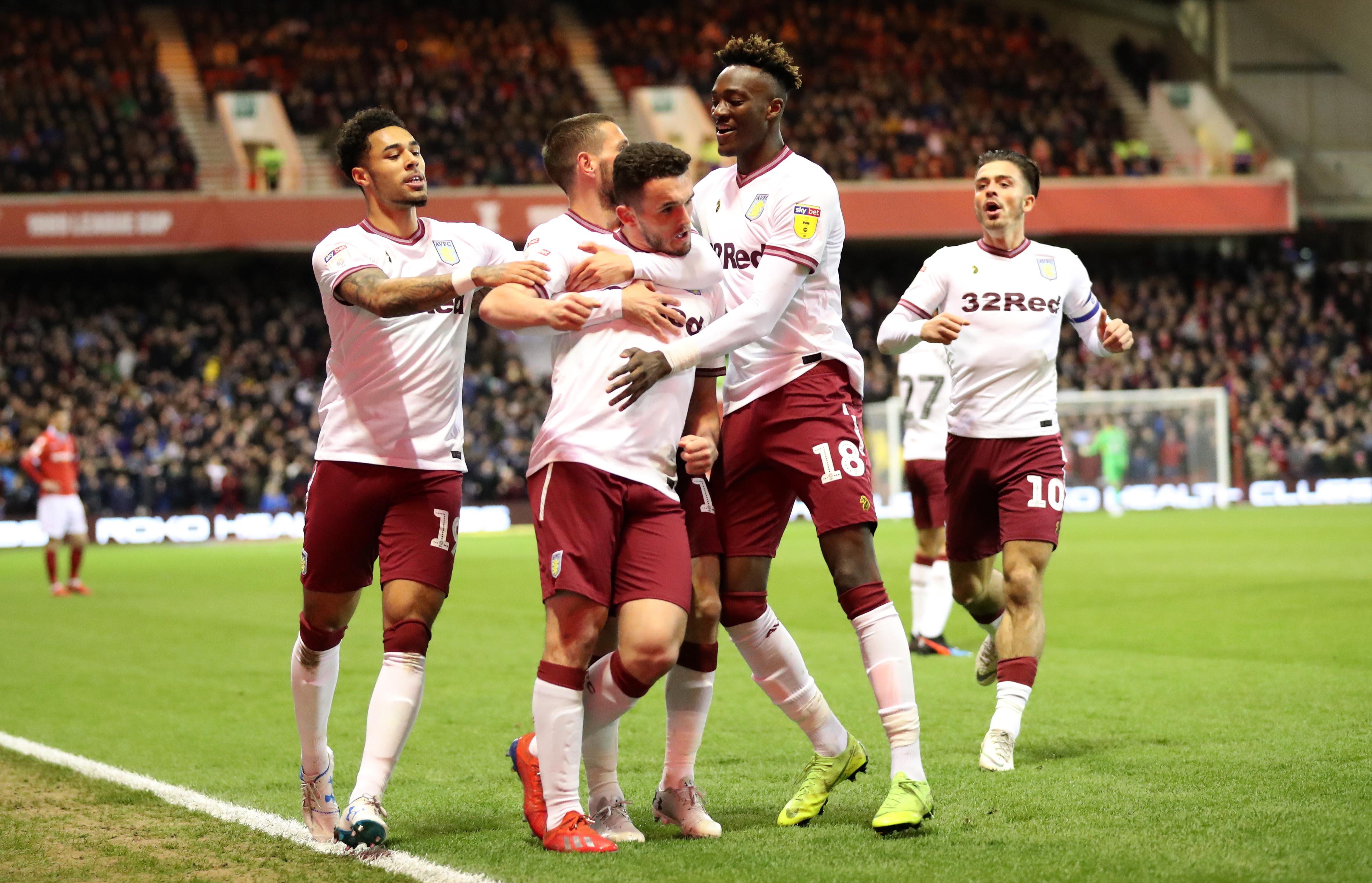 Nottingham Forest 1 - 3 Aston Villa: Storm John blows Forest down