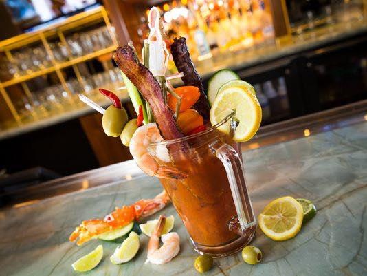 Best Bloody Marys To Try in Las Vegas