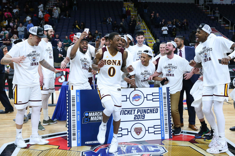 NCAA Basketball: MAAC Conference Tournament-Monmouth vs Iona