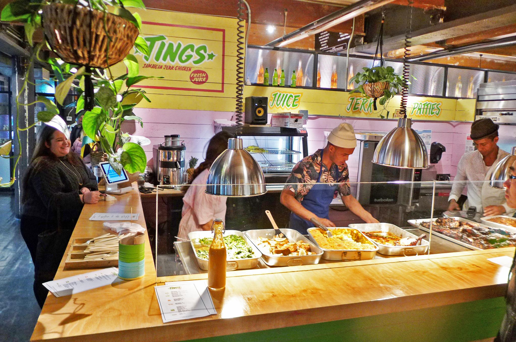 Tings in Chelsea Market