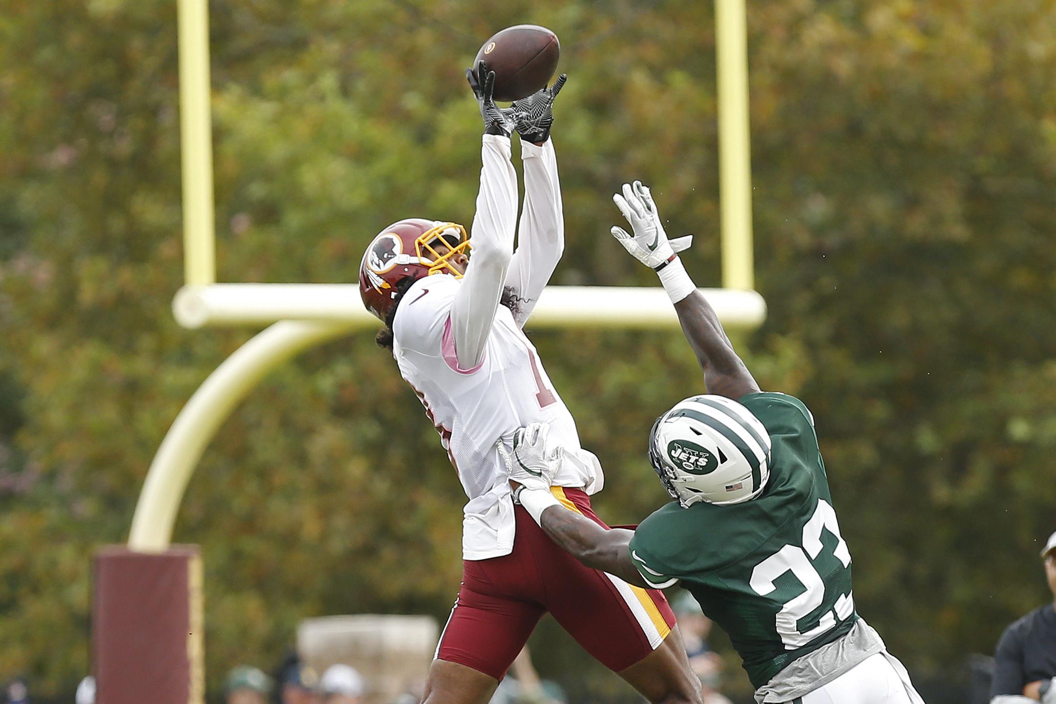 NFL: Scrimmage-New York Jets at Washington Redskins