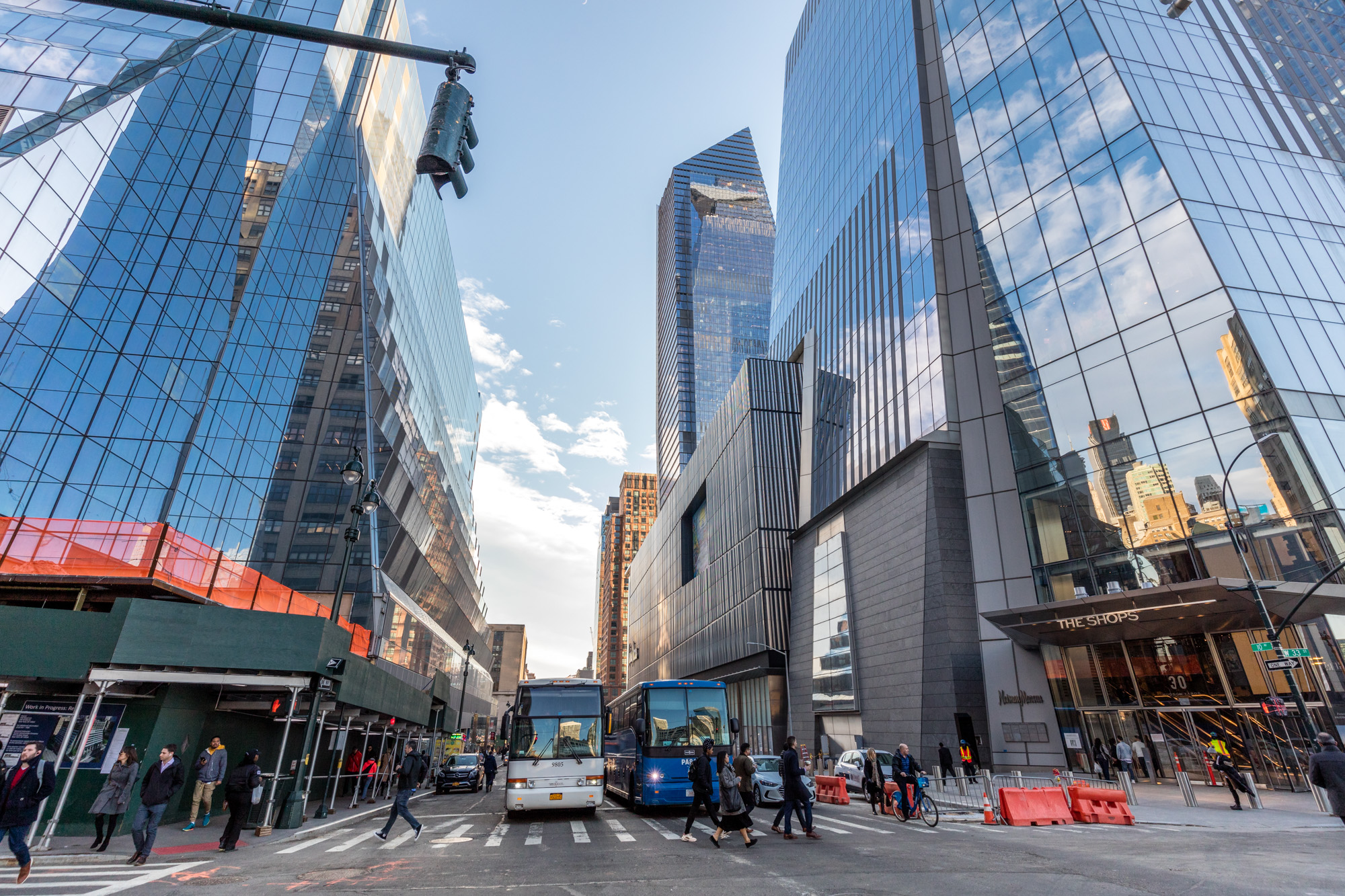 """Hudson Yards history: From """"Death Avenue"""" to NYC's newest"""