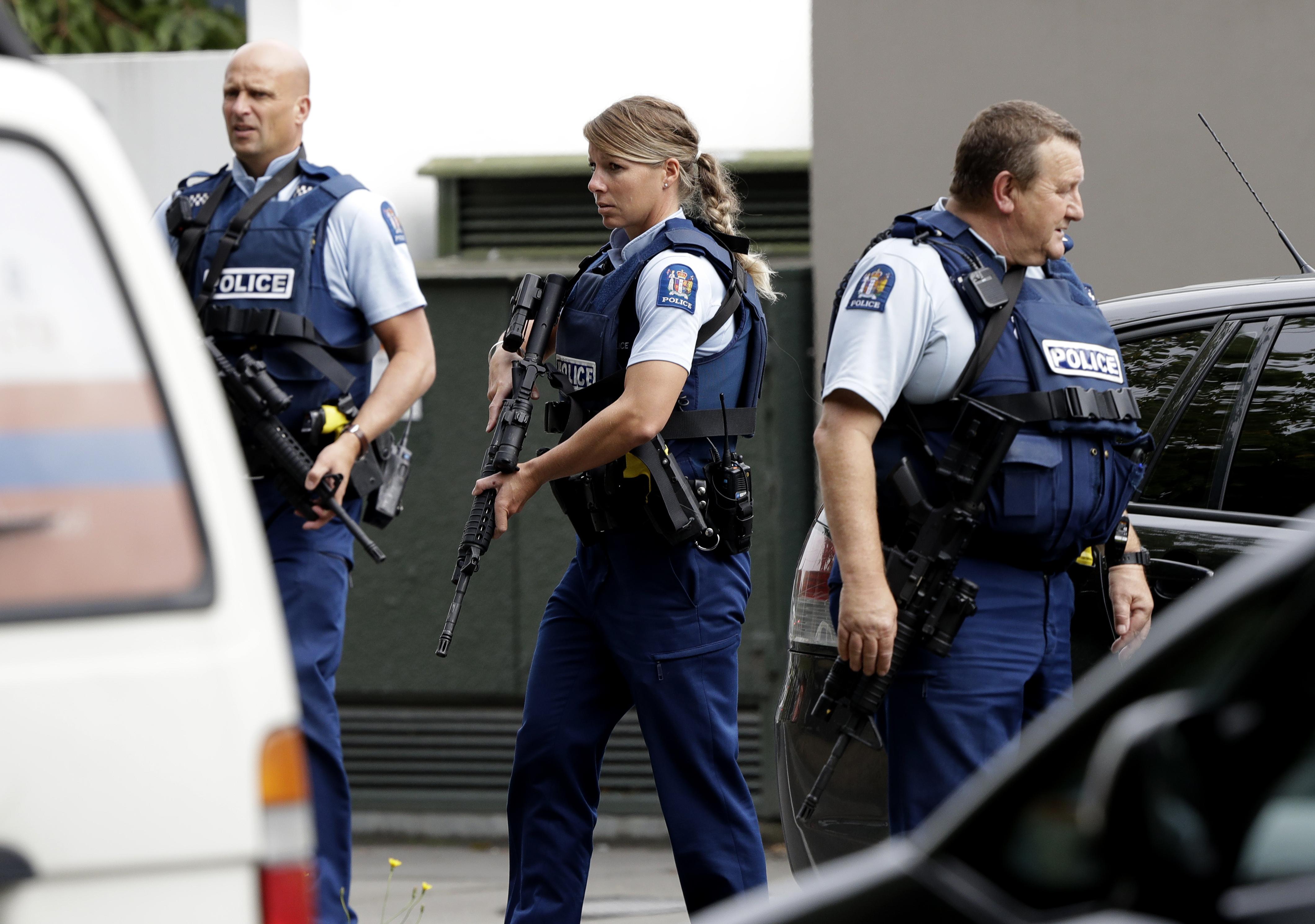 Christchurch Mosque Shooting Video Wallpaper: Flipboard: Massacre At Christchurch Mosques