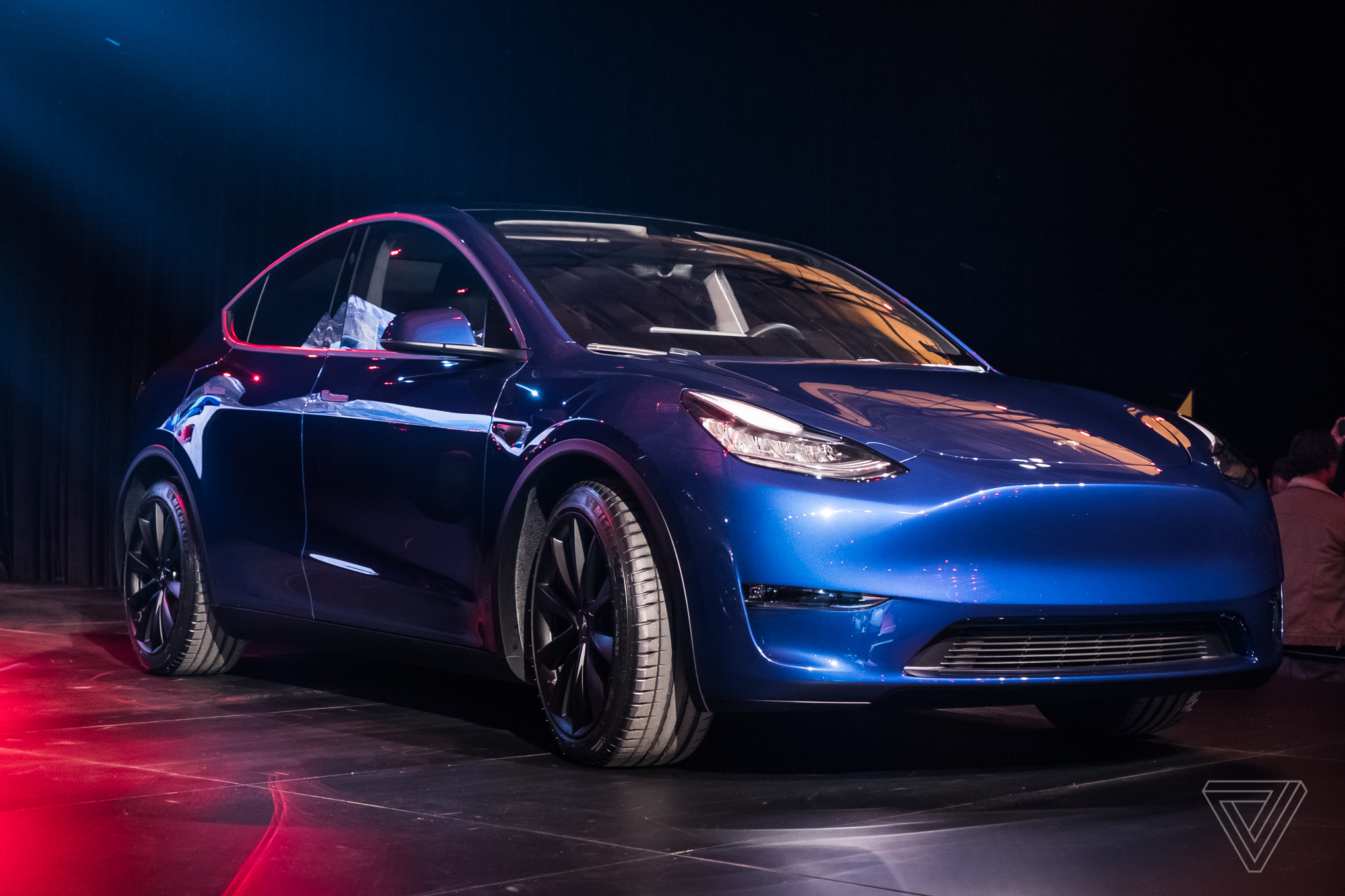 5f0746ec9b Tesla Model Y announced  release set for 2020