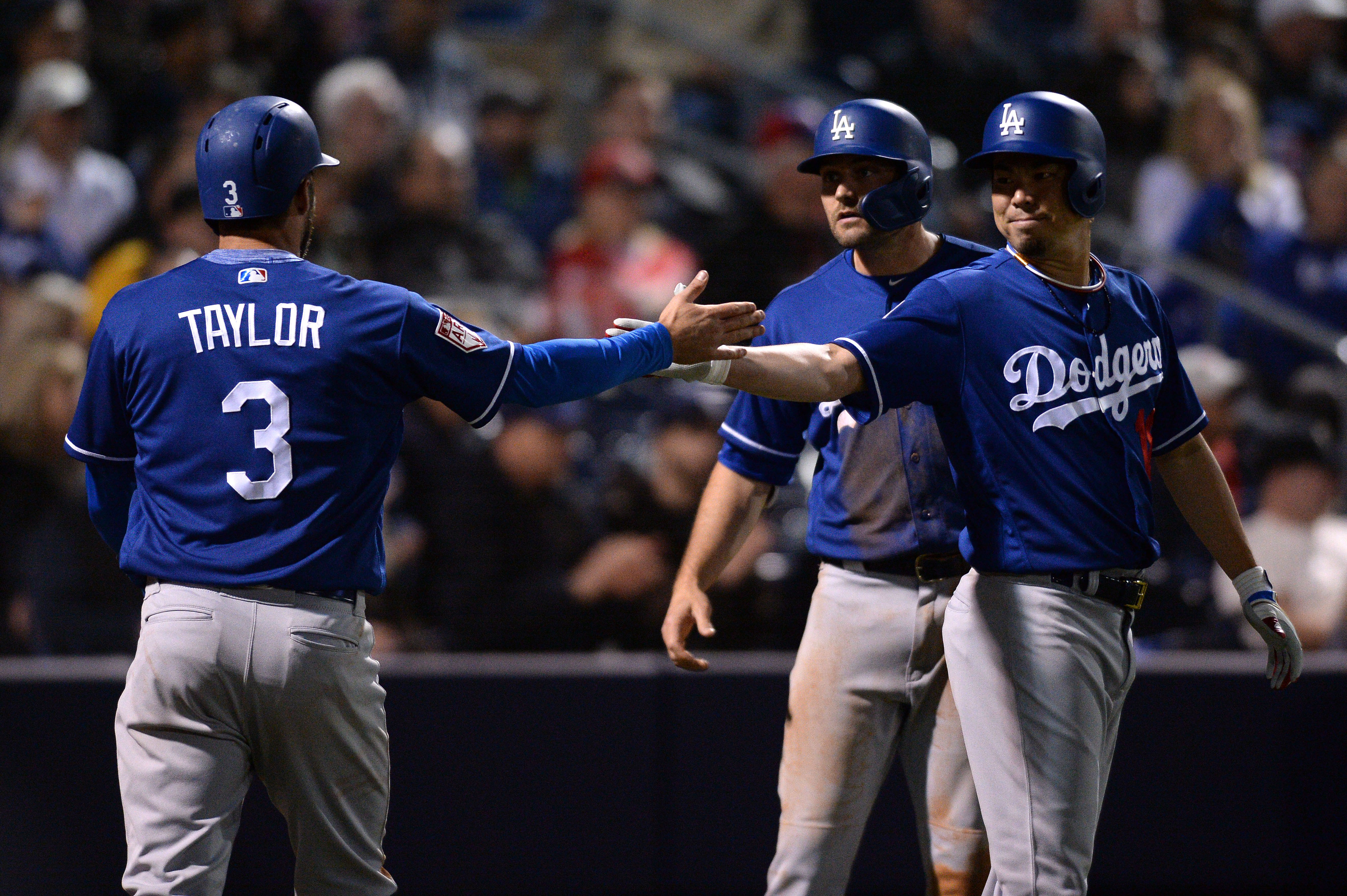 MLB: Spring Training-Los Angeles Dodgers at San Diego Padres