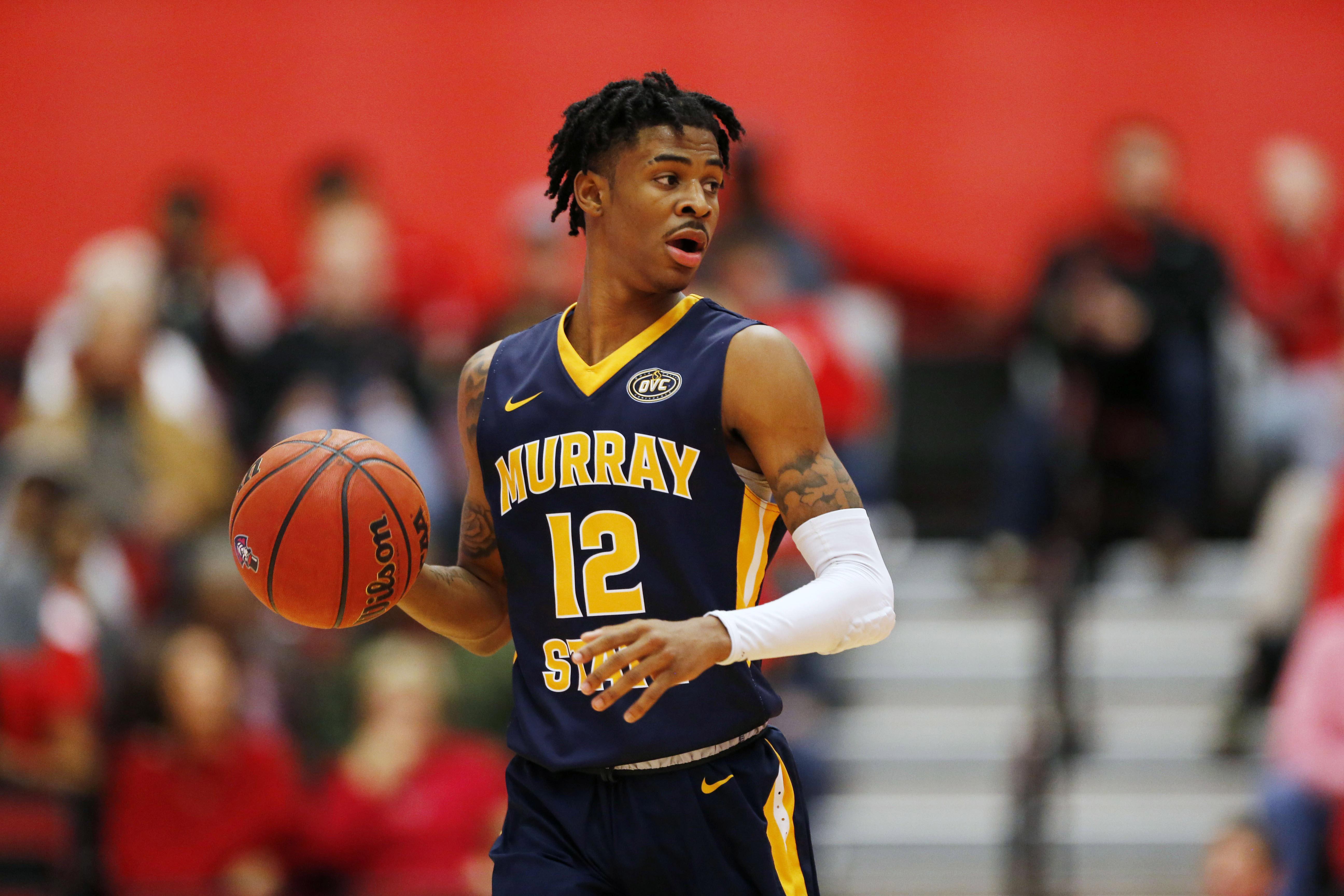 NCAA Basketball: Murray State at Austin Peay
