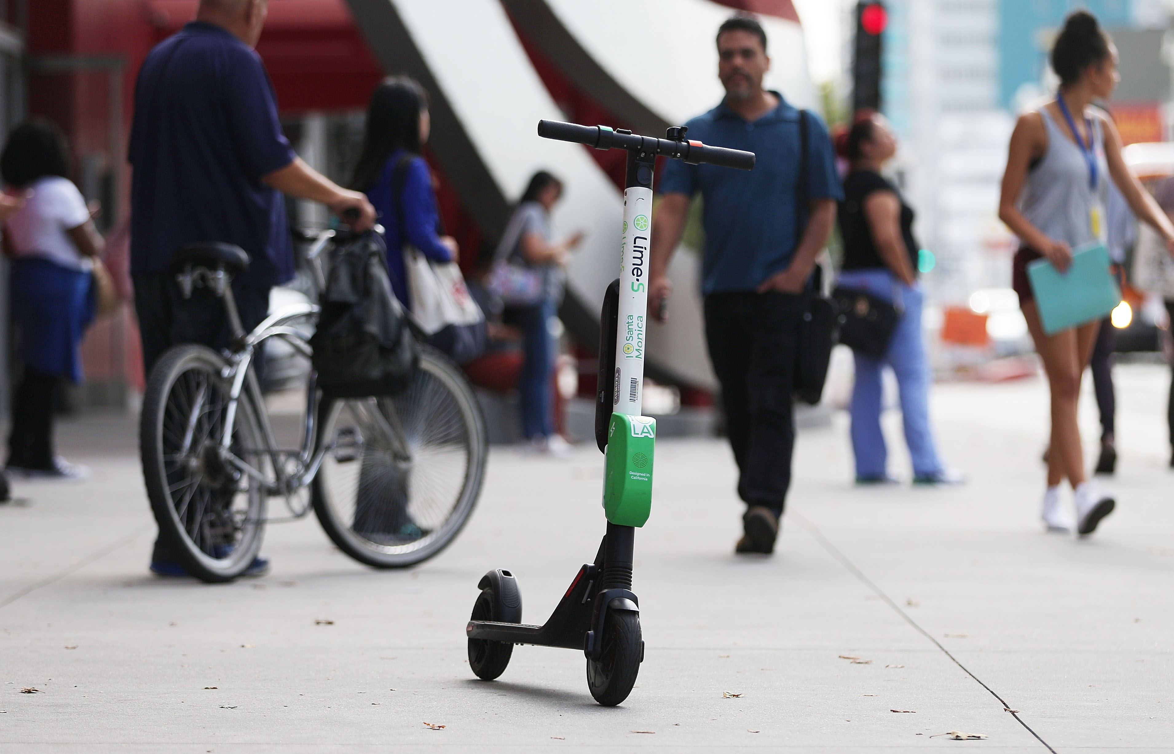 Electric scooter charging is a cutthroat business, and Lime wants to