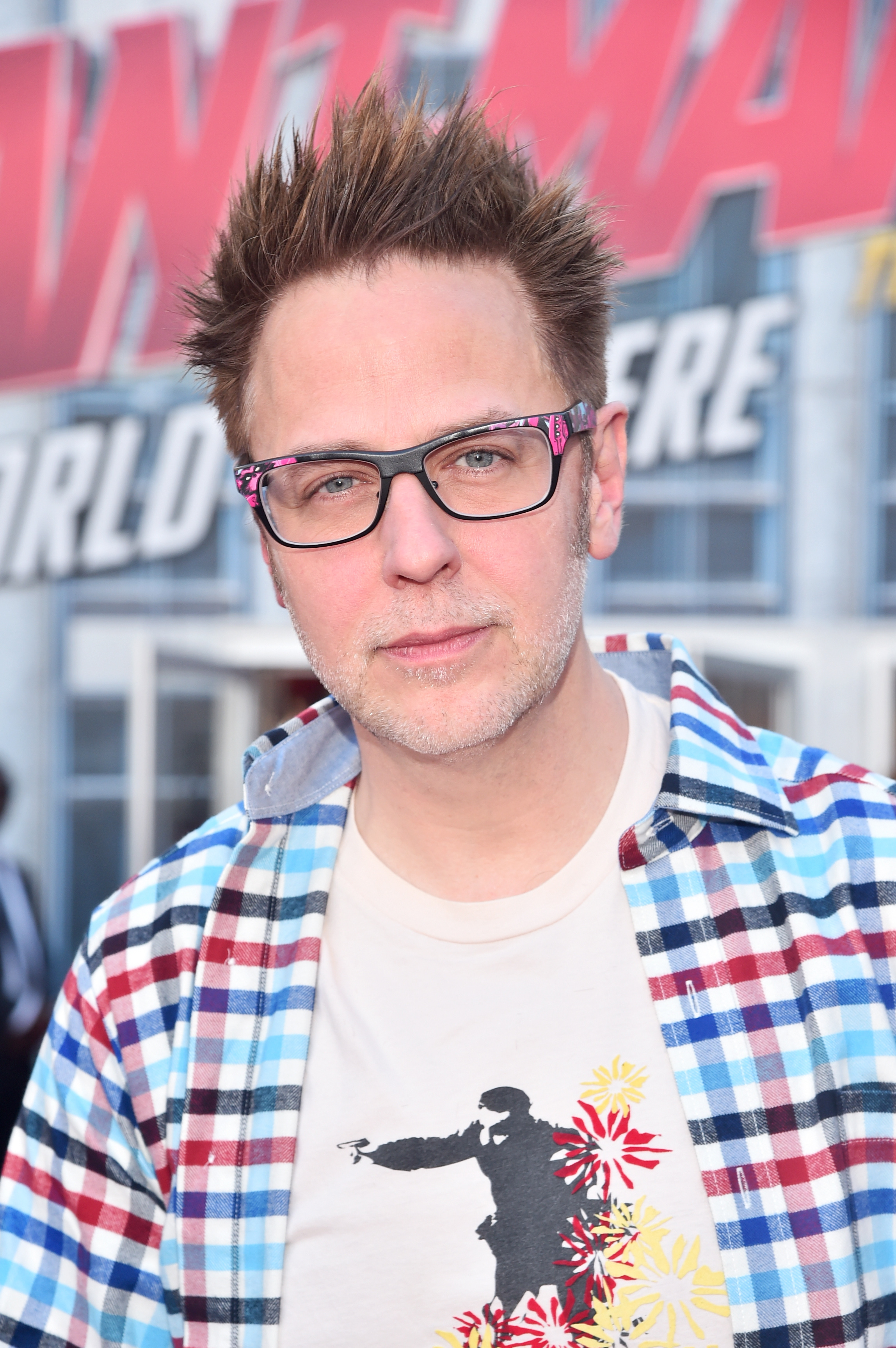 Disney rehires James Gunn to write and direct Marvel's Guardians of the Galaxy 3