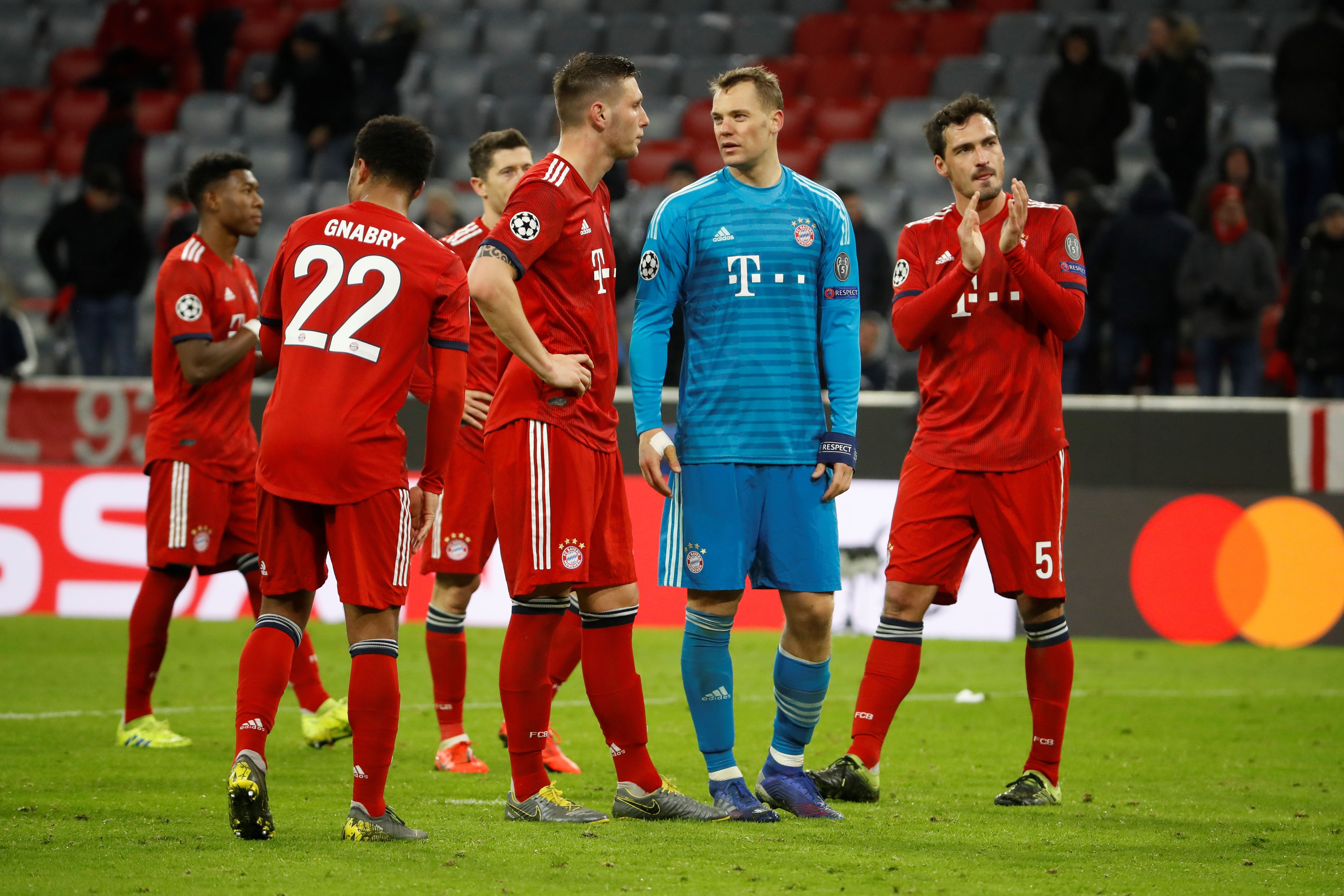 5437bf7a7e579 Losing to Liverpool shouldn t define the current state of Bayern Munich