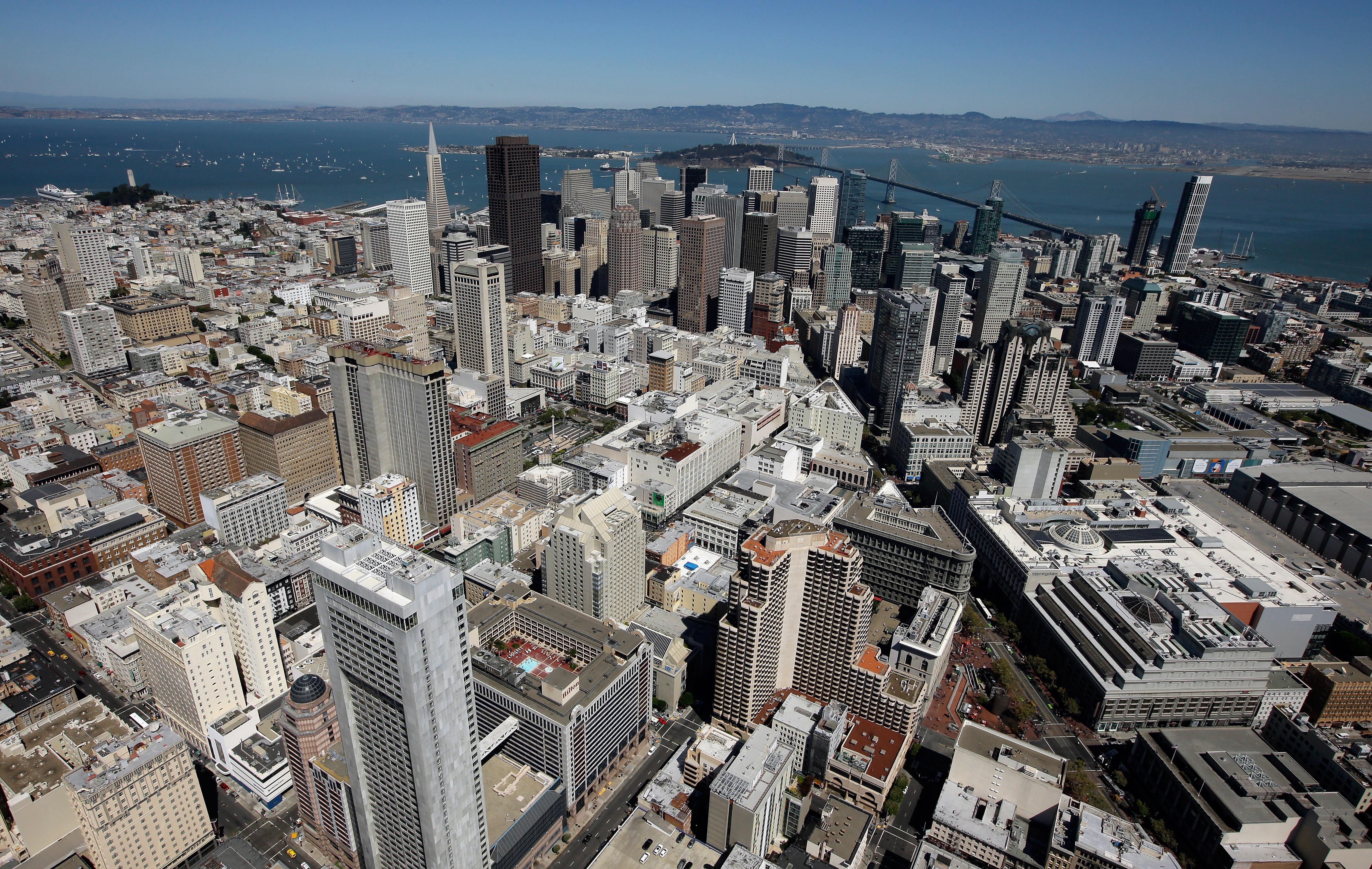 San Francisco rents declared highest worldwide—again