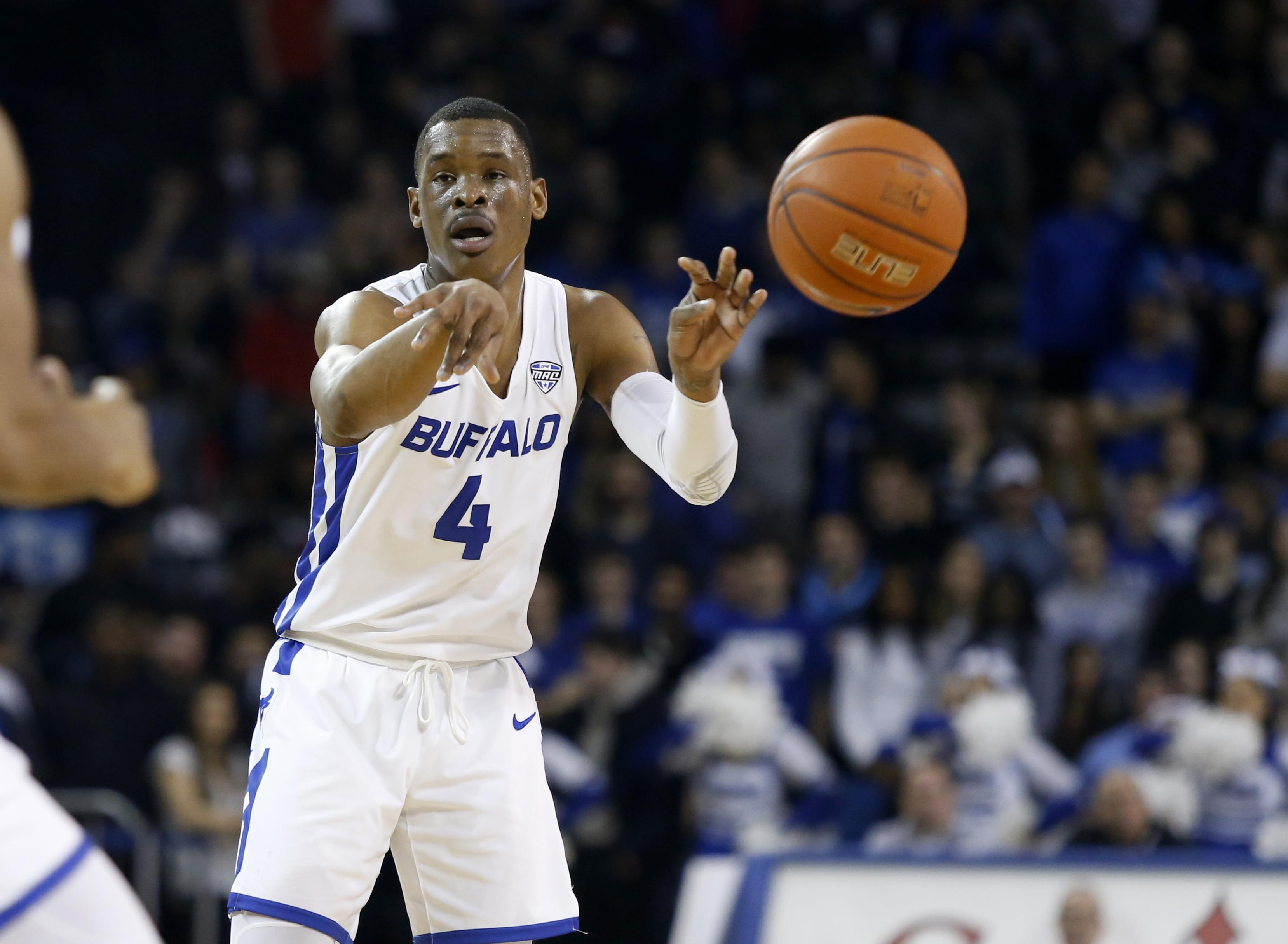 NCAA Basketball: Bowling Green at Buffalo