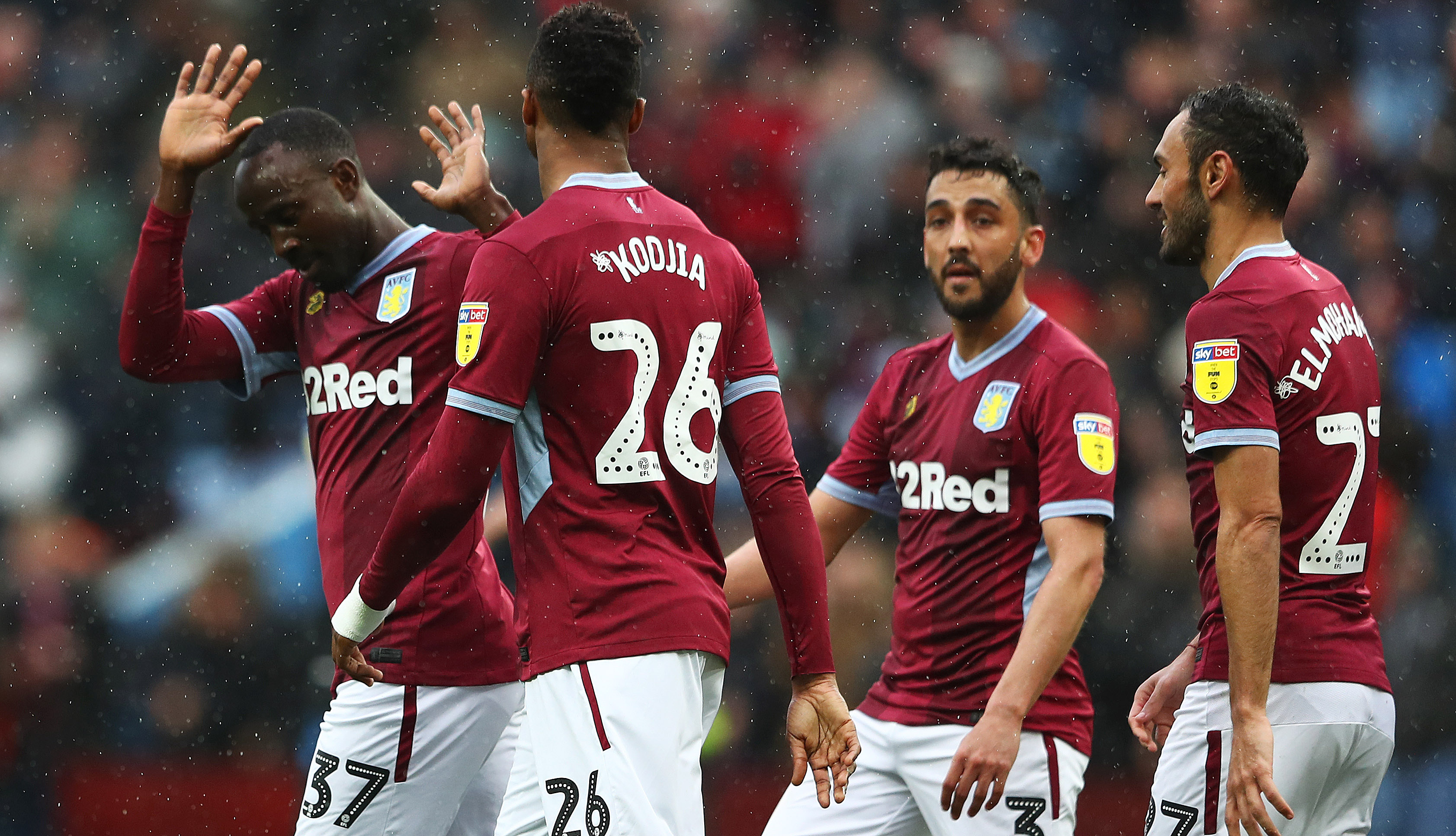 Aston Villa 3-0 Middlesbrough: The playoff push is on