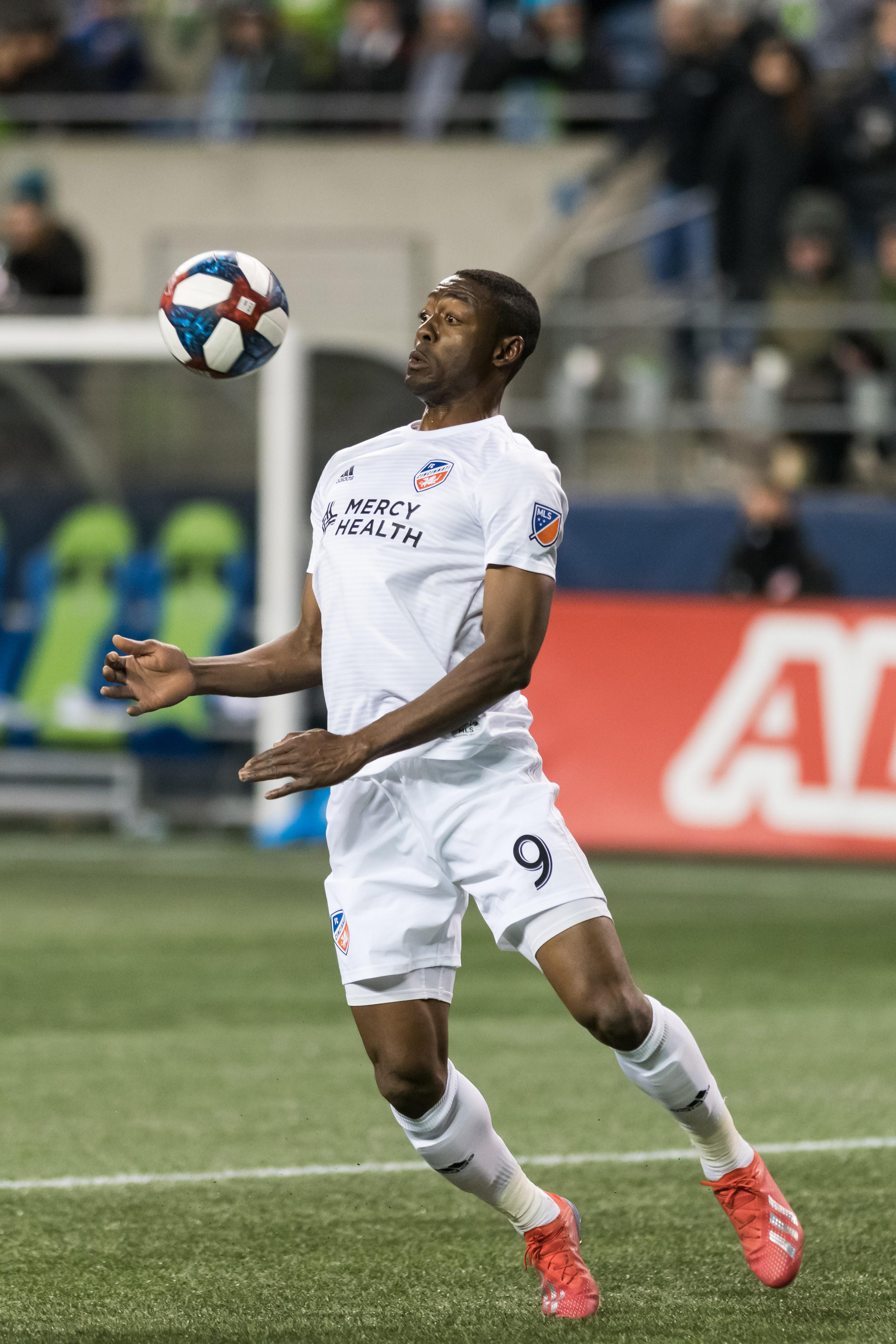 MLS: FC Cincinnati at Seattle Sounders FC