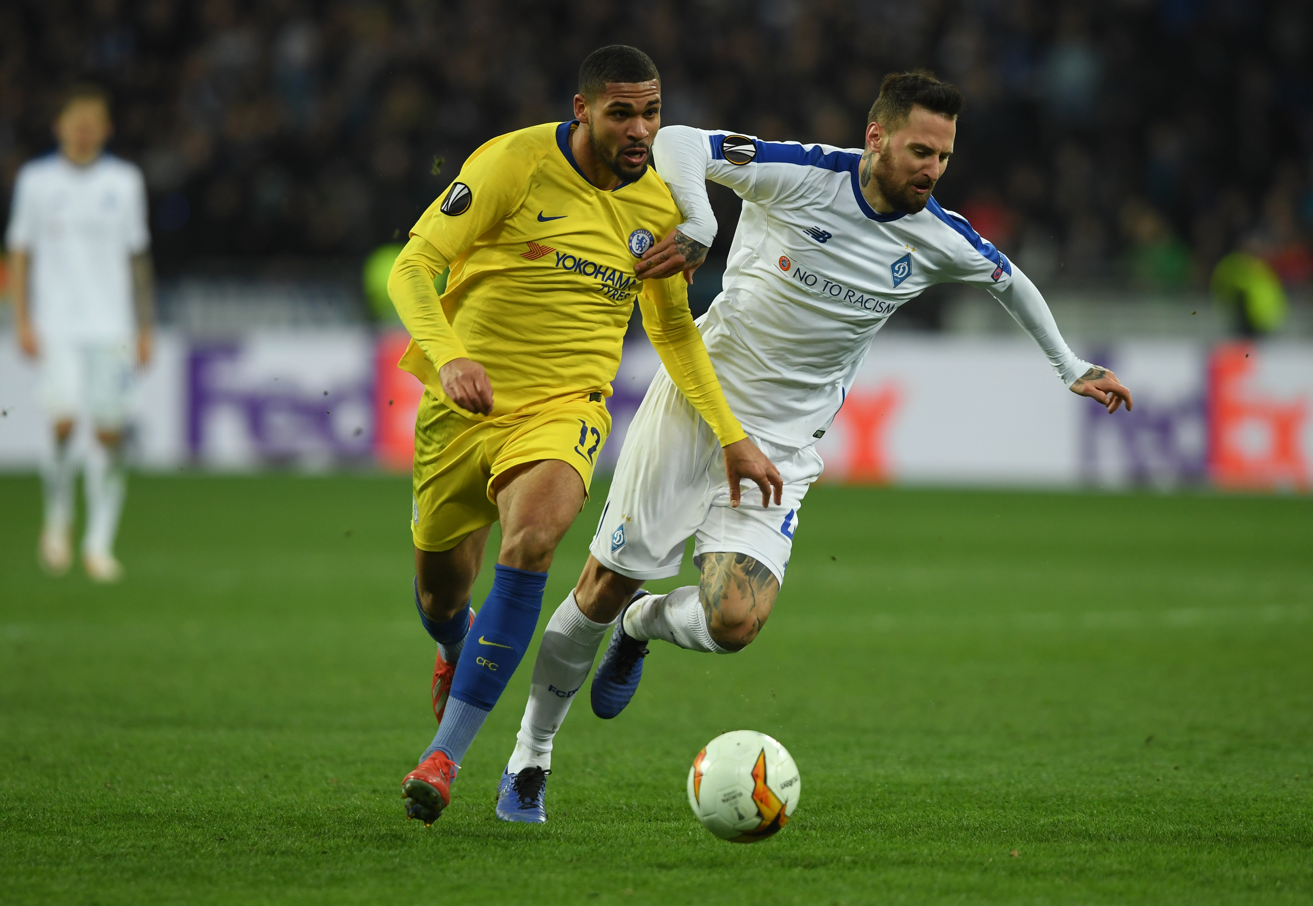 Loftus-Cheek hoping for good health and Europa League prosperity