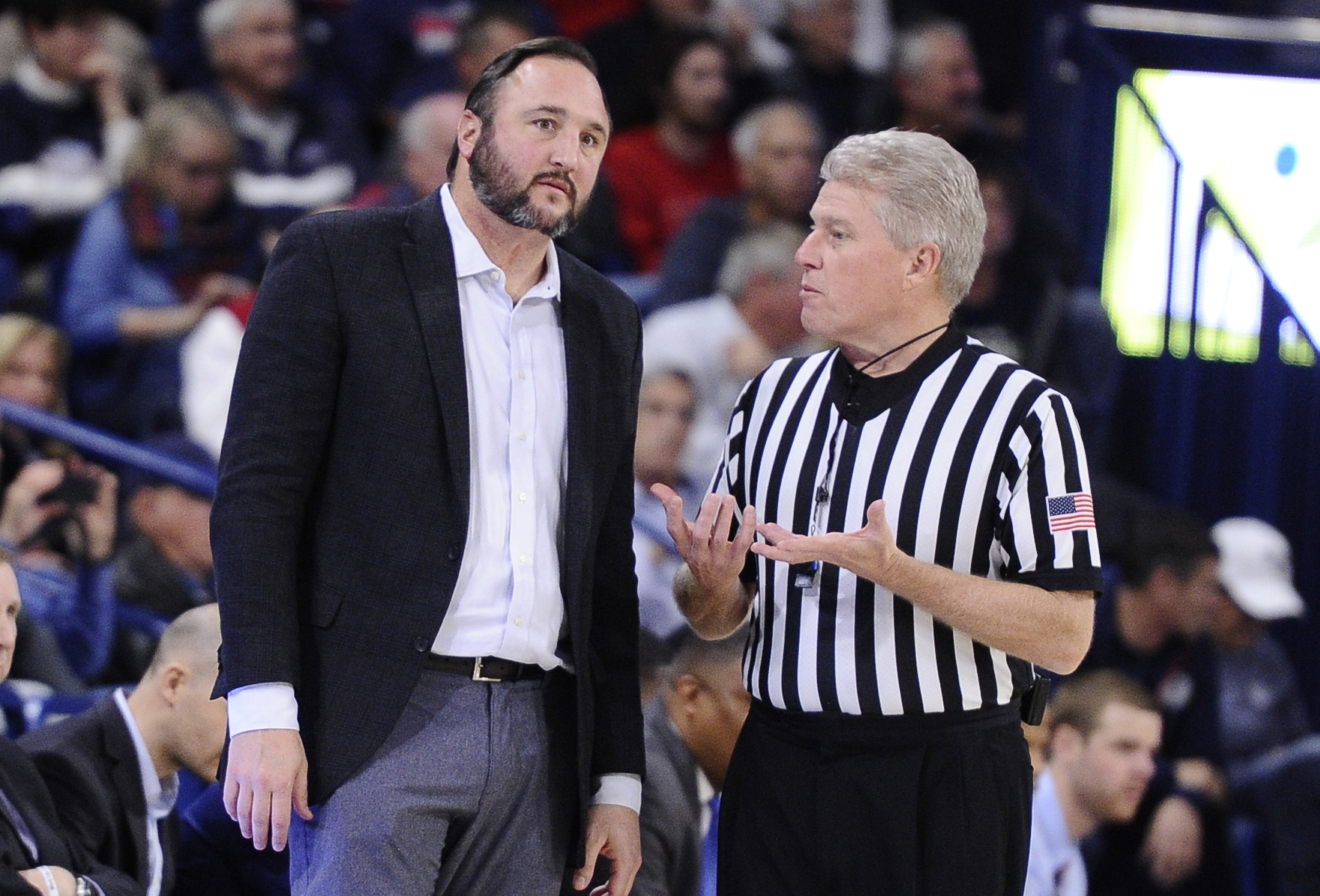 NCAA Basketball: Texas-Arlington at Gonzaga