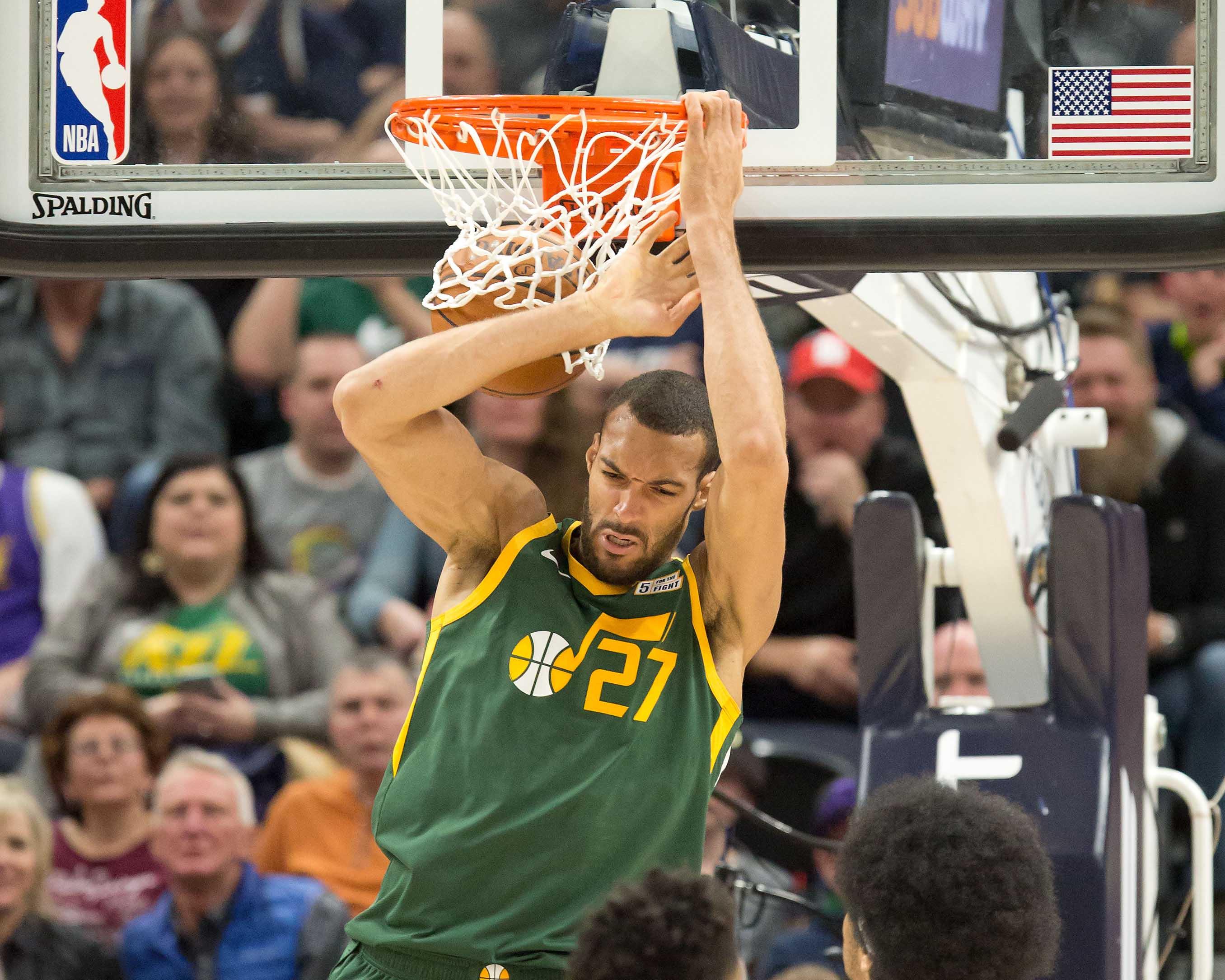 NBA: Brooklyn Nets at Utah Jazz