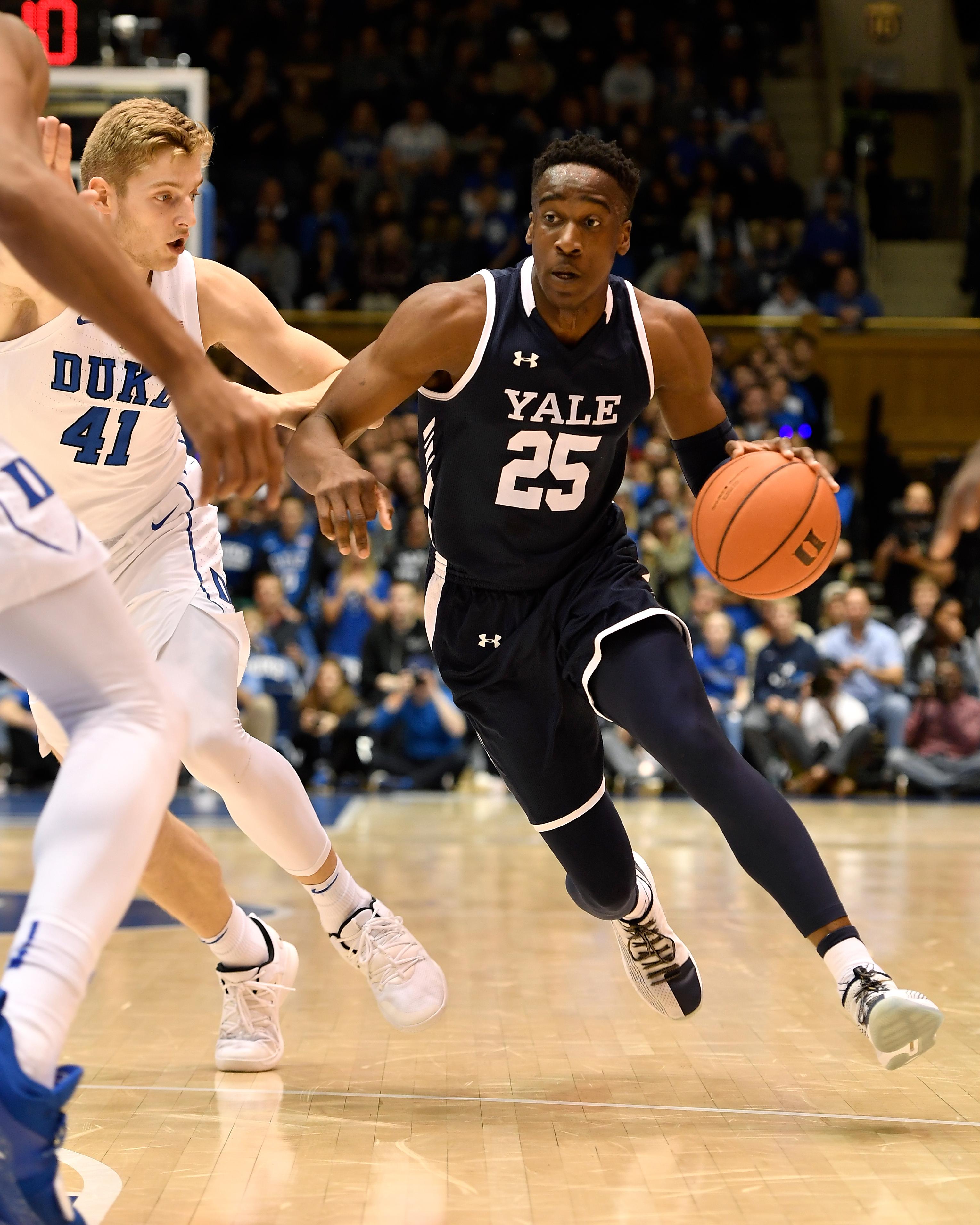 Yale v Duke