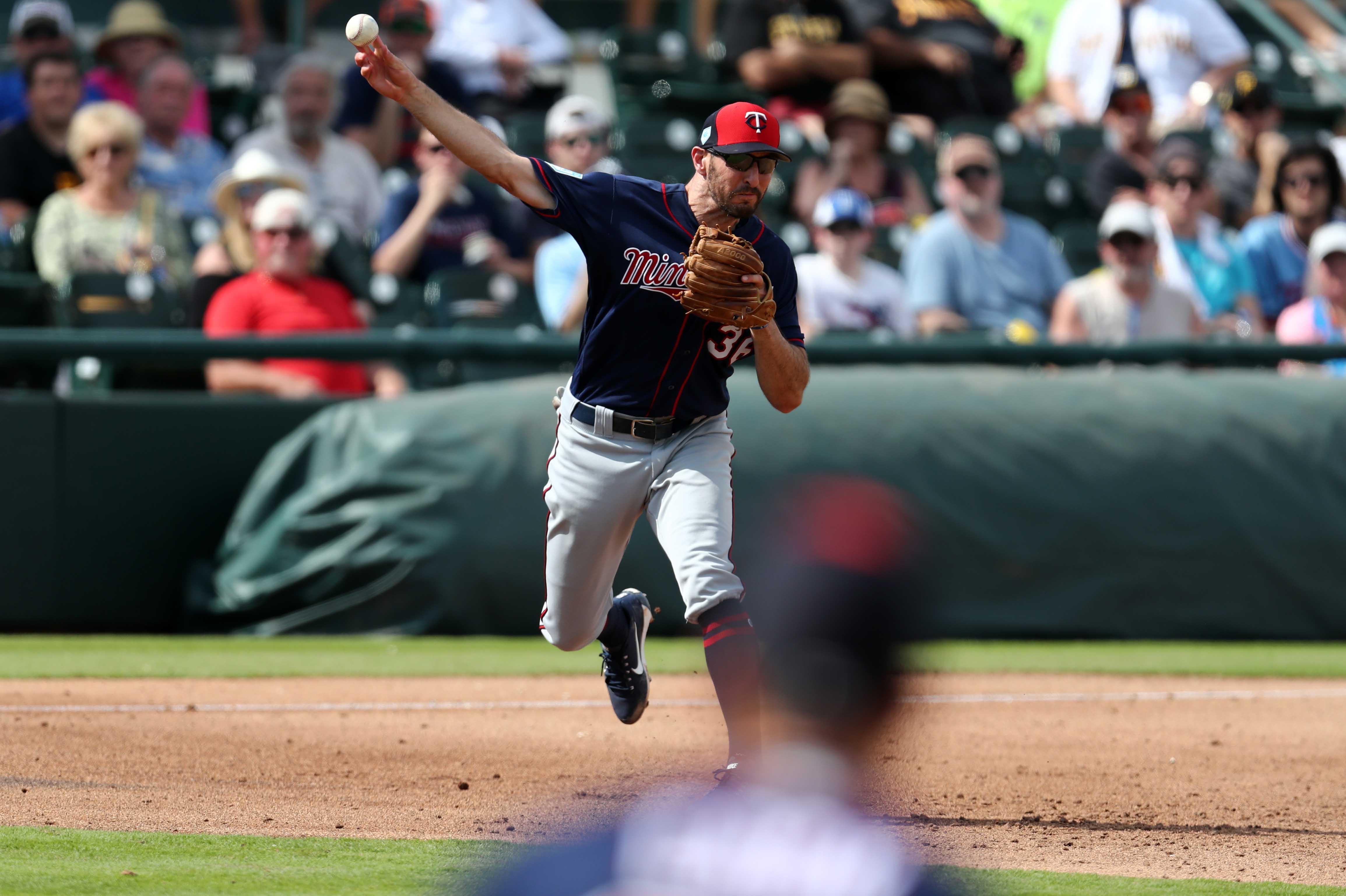 MLB: Spring Training-Minnesota Twins at Pittsburgh Pirates