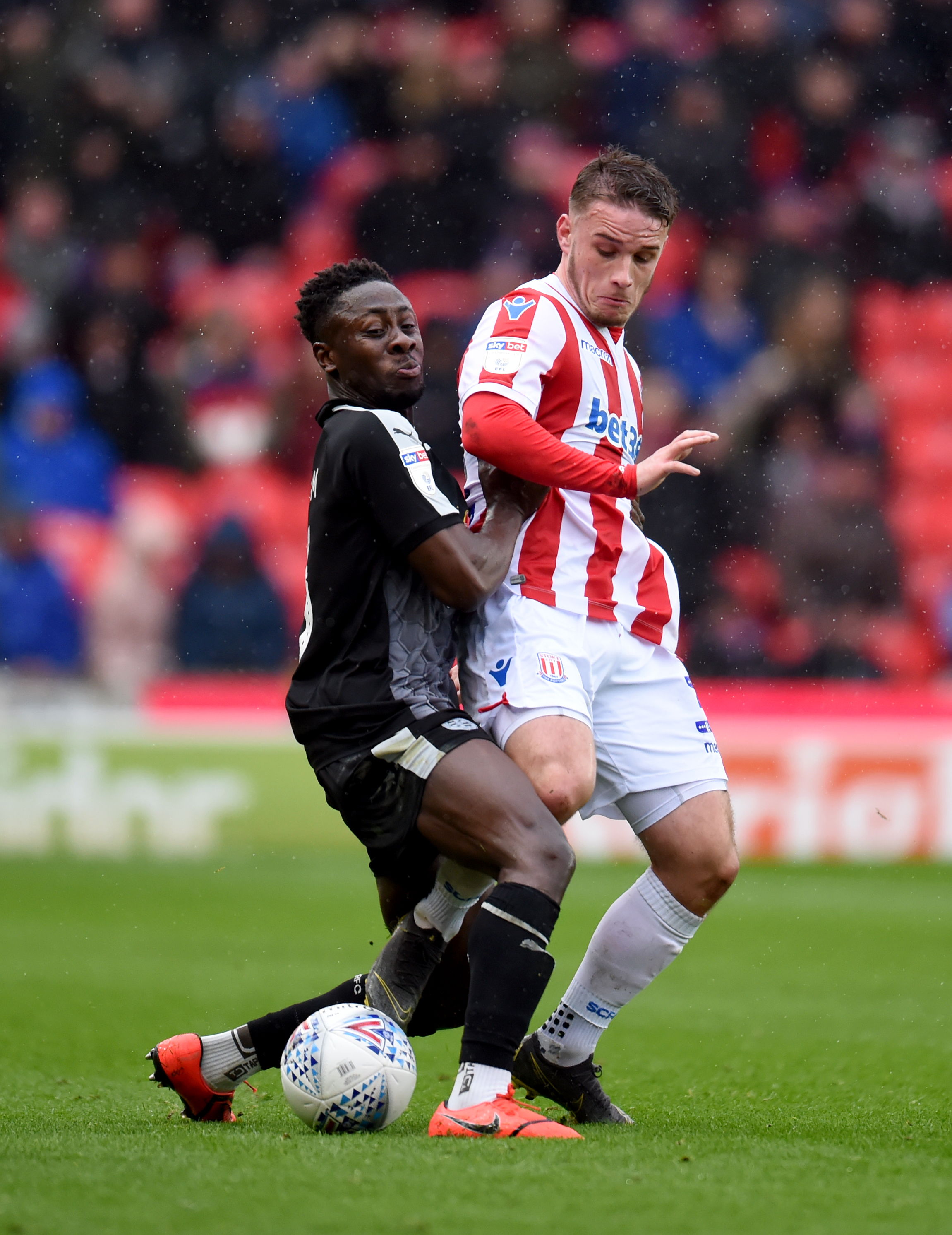 Stoke City 0-0 Reading FC: A Solid Point On The Road