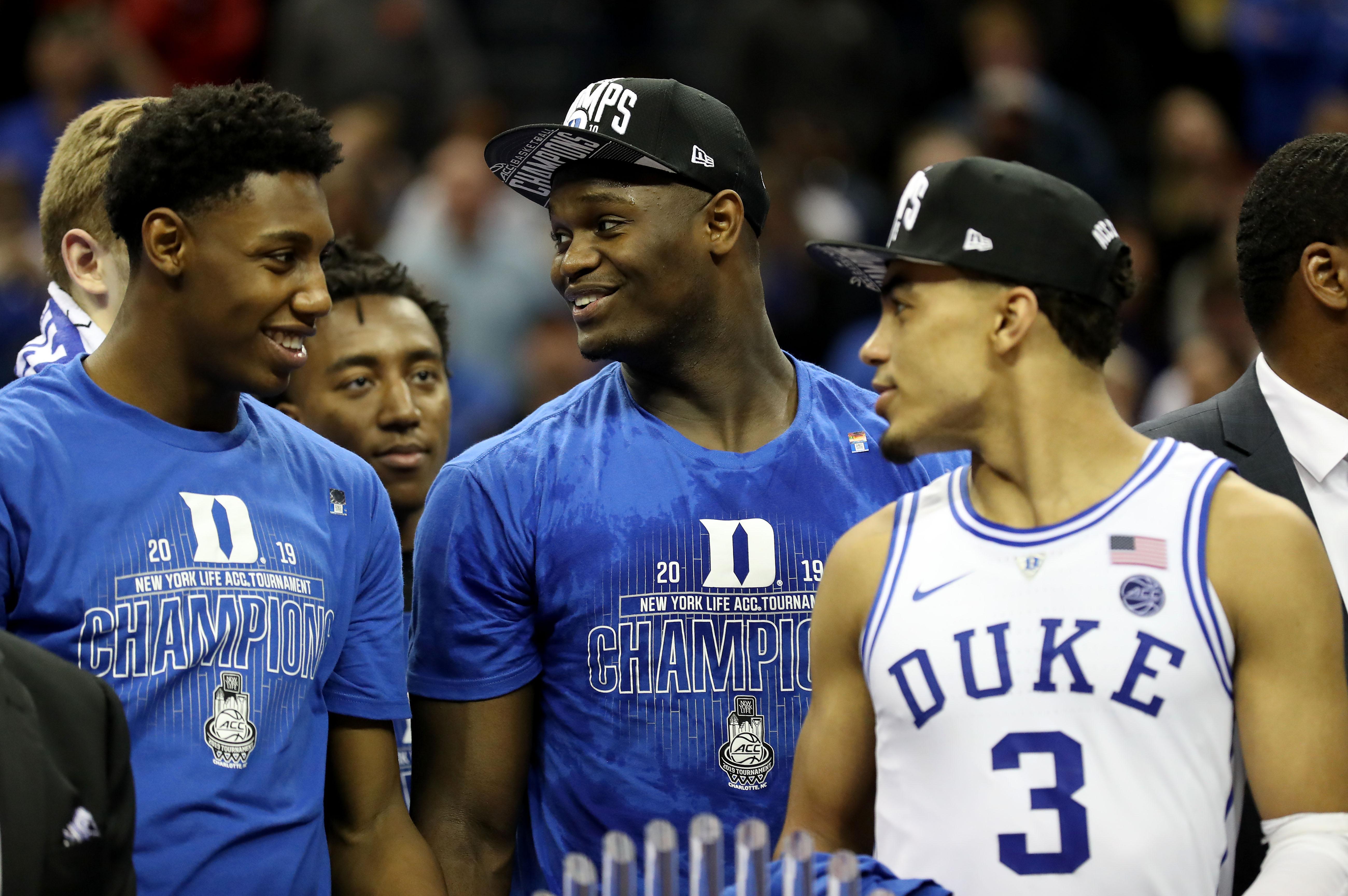 NCAA bracket No. 1 seeds: How Duke, UNC, UVA, Gonzaga got top spots