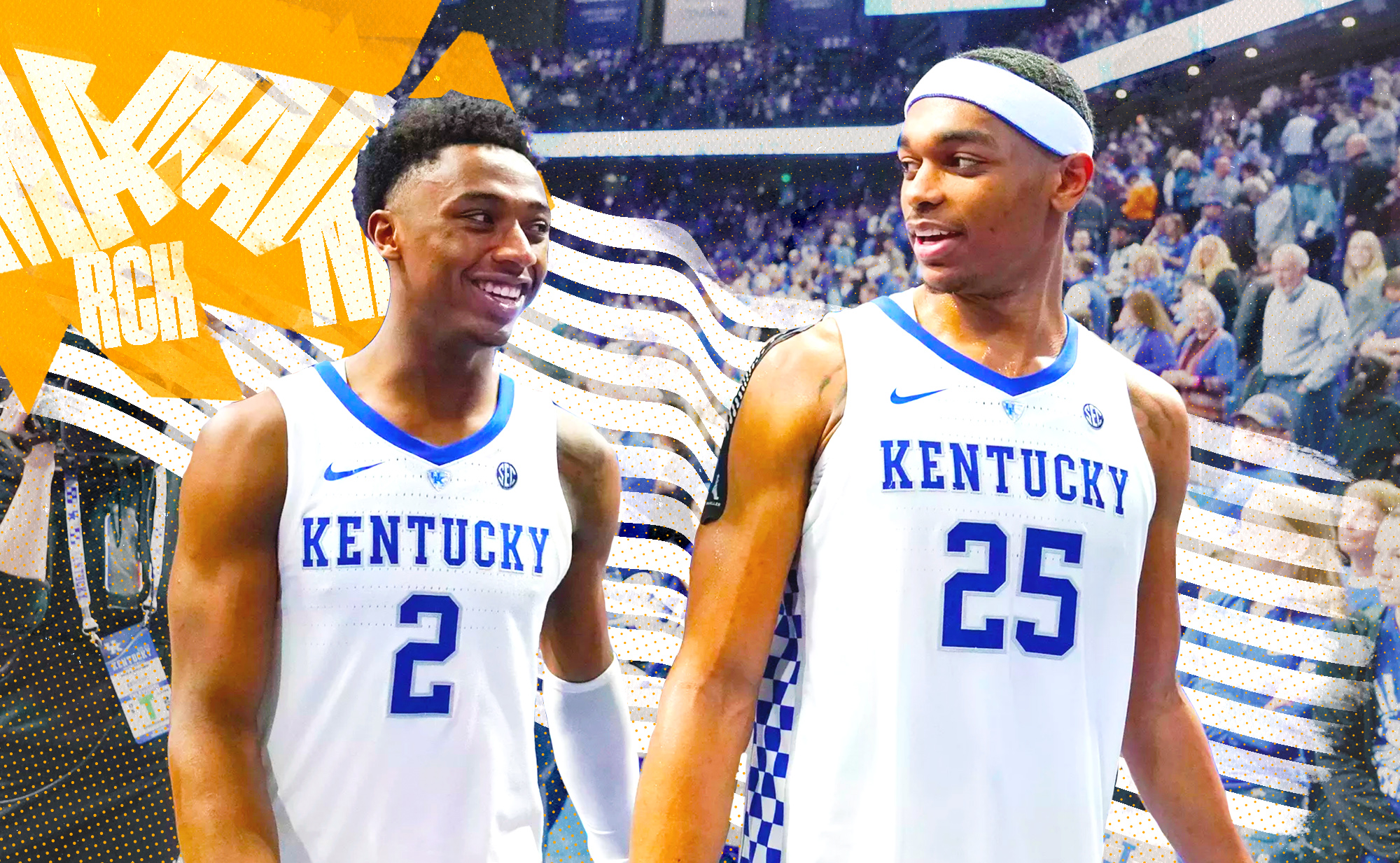 Kentucky is poised for a national championship run for 3 reasons