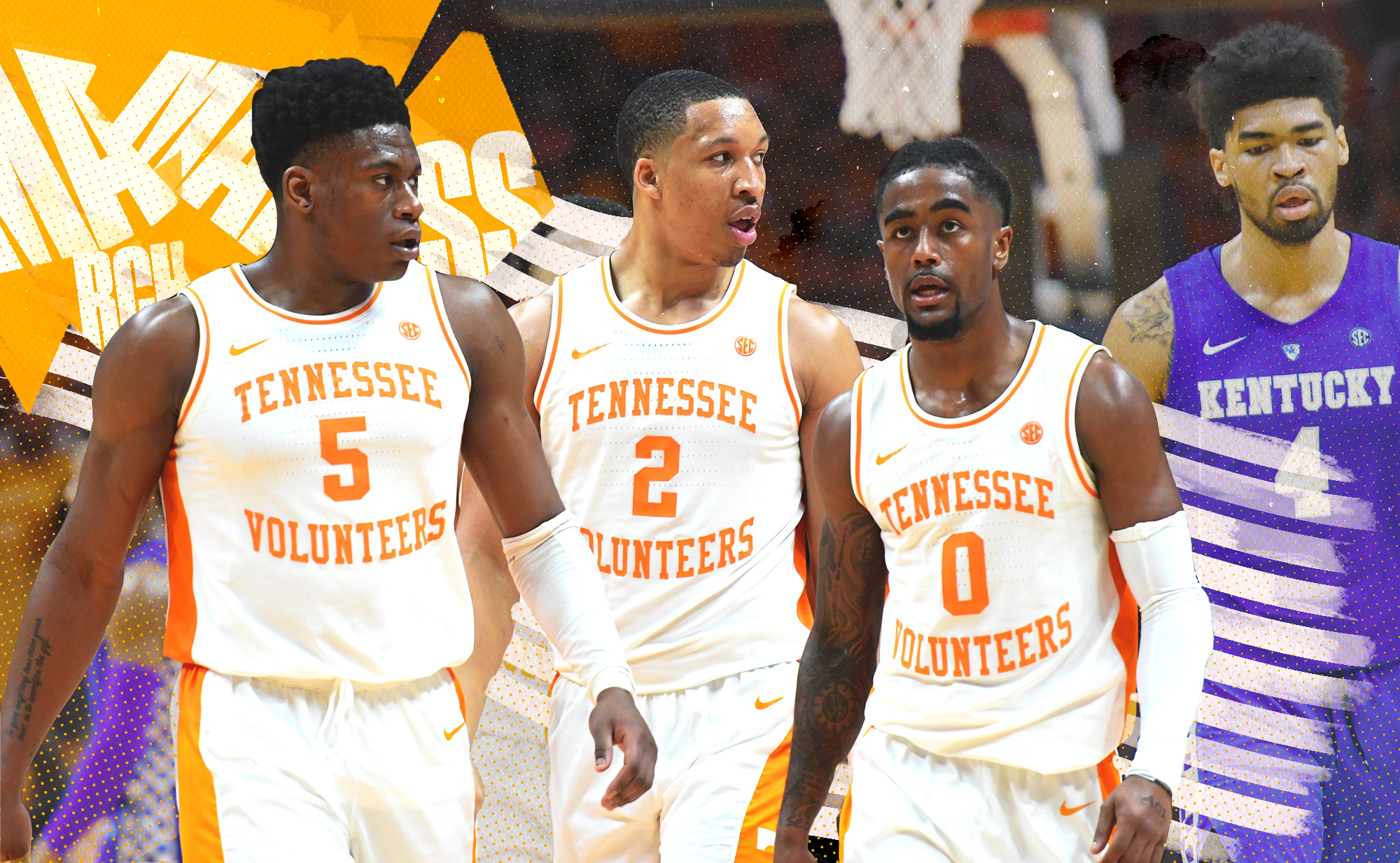Tennessee basketball should be your March Madness pick for 3 reasons