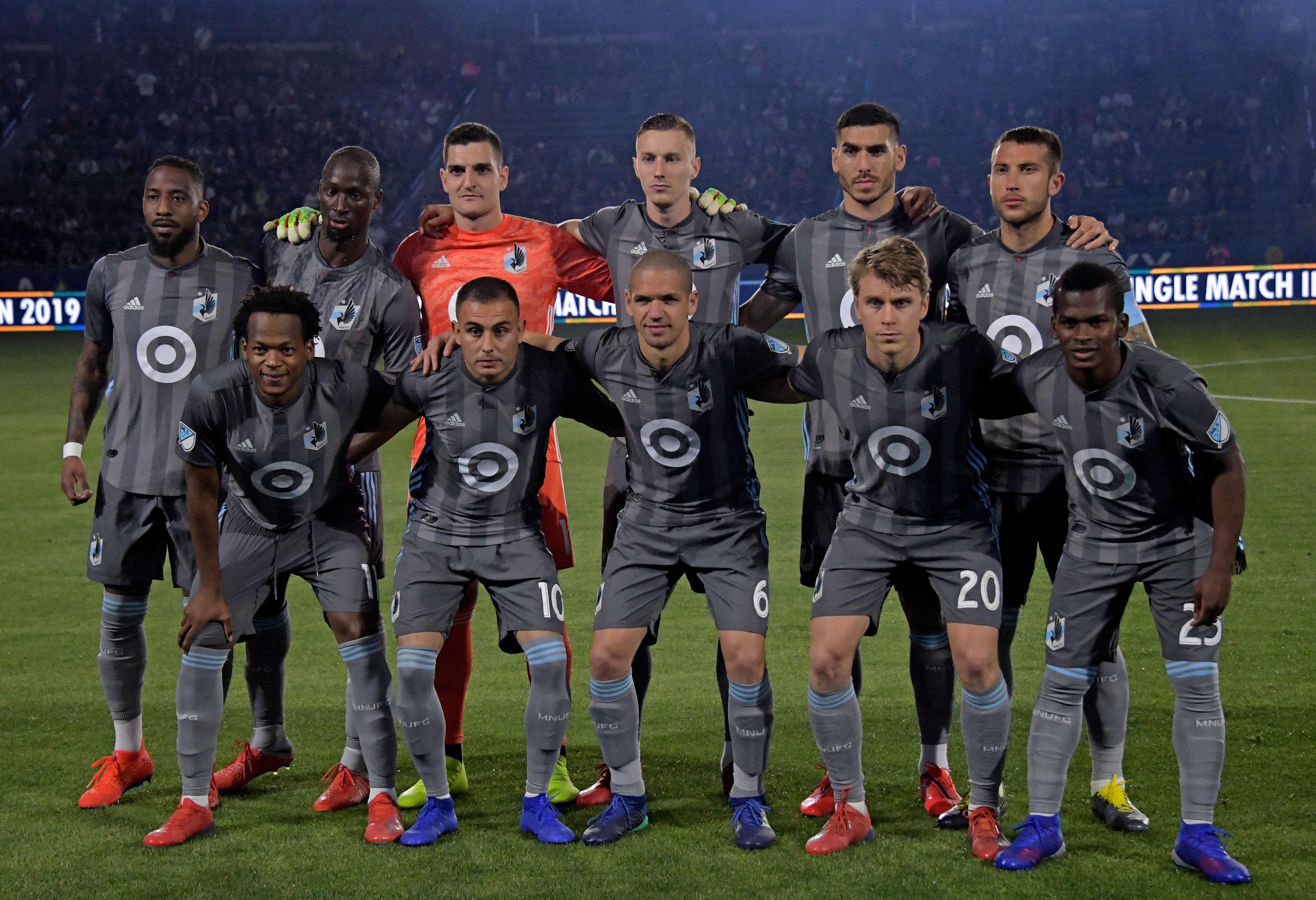 MLS: Minnesota United FC at LA Galaxy